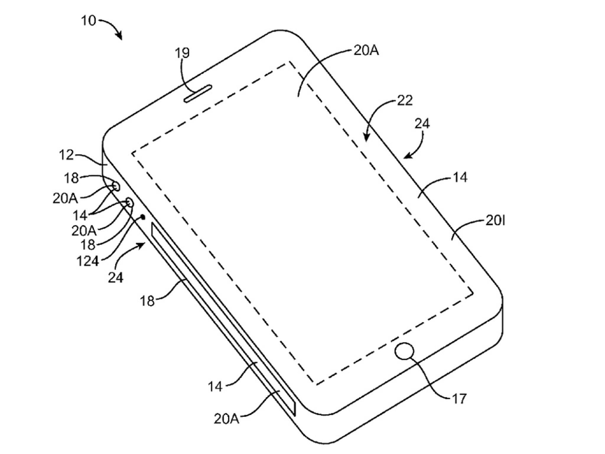 Das Patent sieht viele verschiedene Verwendungsmöglichkeiten vor.