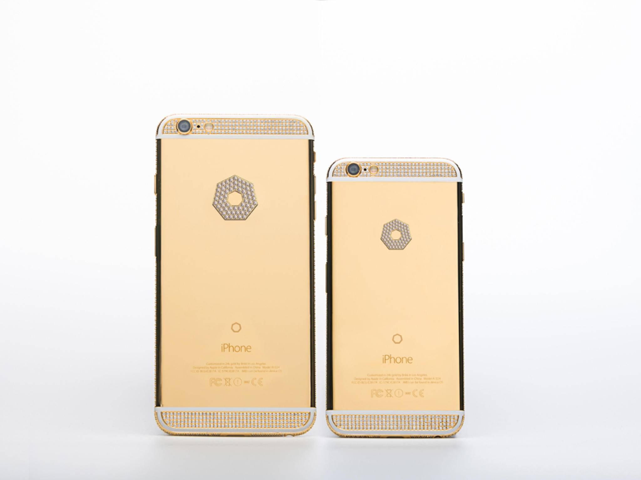 iPhone 6s von Brikk