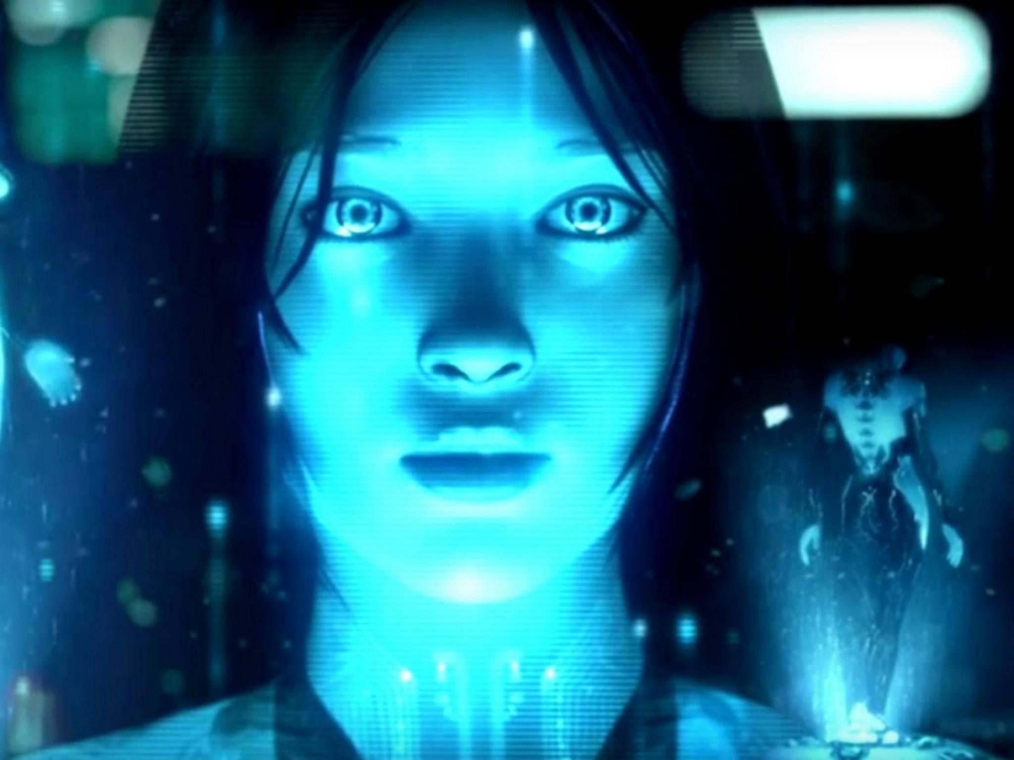 Cortana und ihr Schwestern haben ein paar lustige Antworten auf Lager.