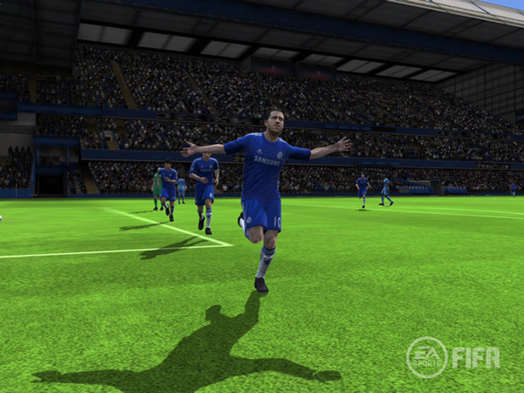 """""""EA Sports FIFA"""" erscheint am 22. September."""