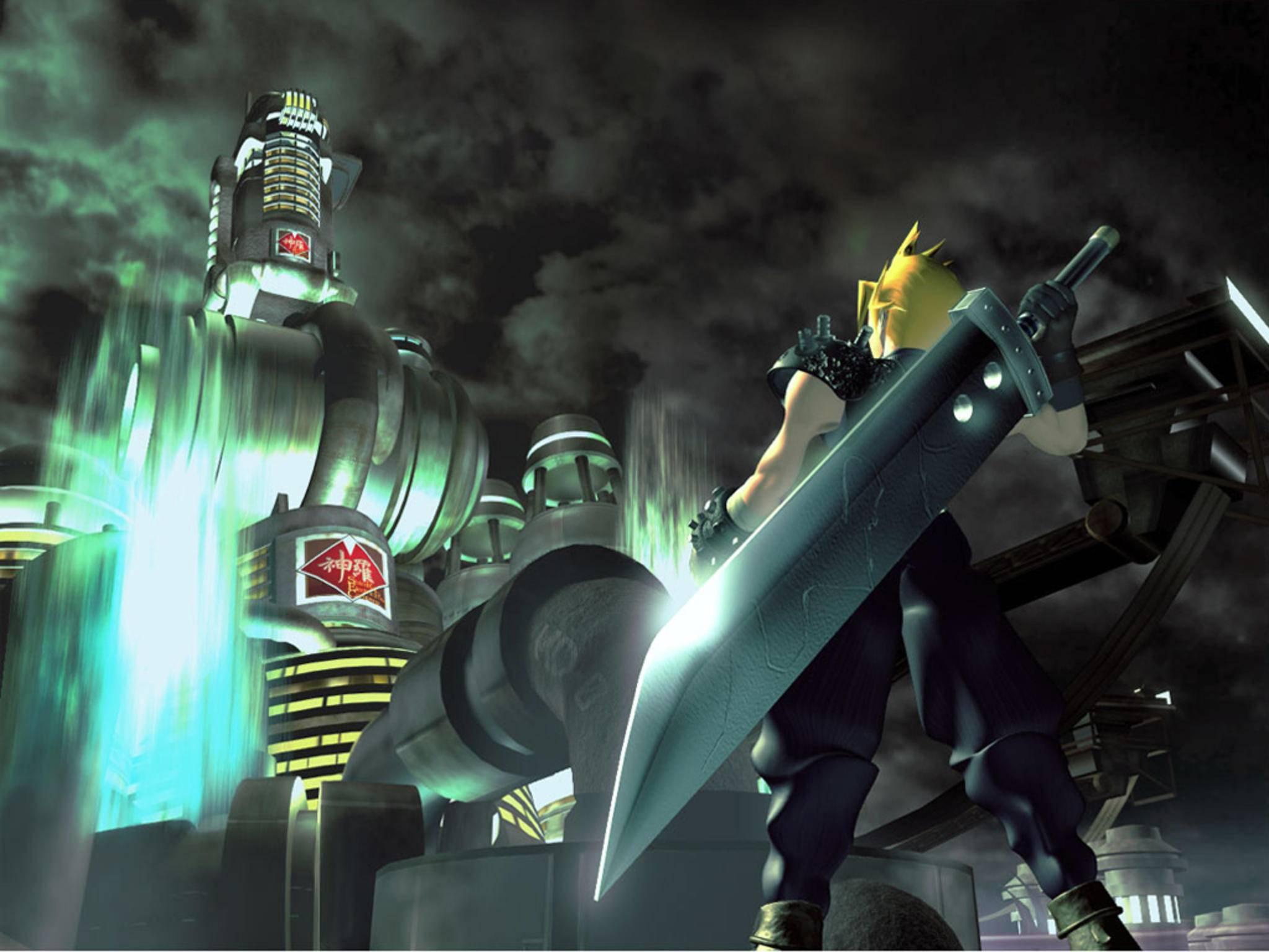 Final Fantasy VII ist jetzt auch für iOS im App Store erhältlich.