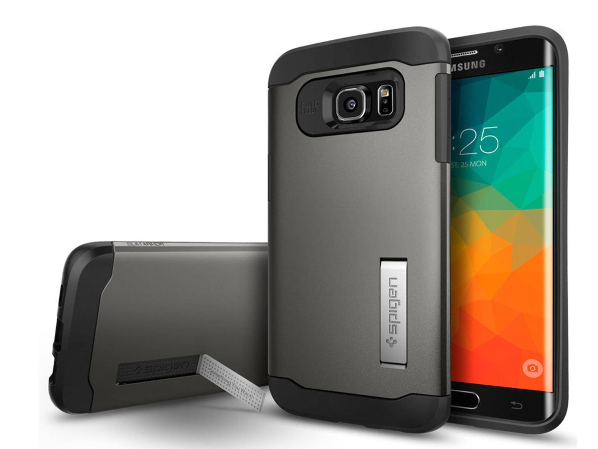 Das Galaxy S6 Edge+ wird wahrscheinlich auf dem Galaxy Unpacked-Event am 13. August enthüllt.