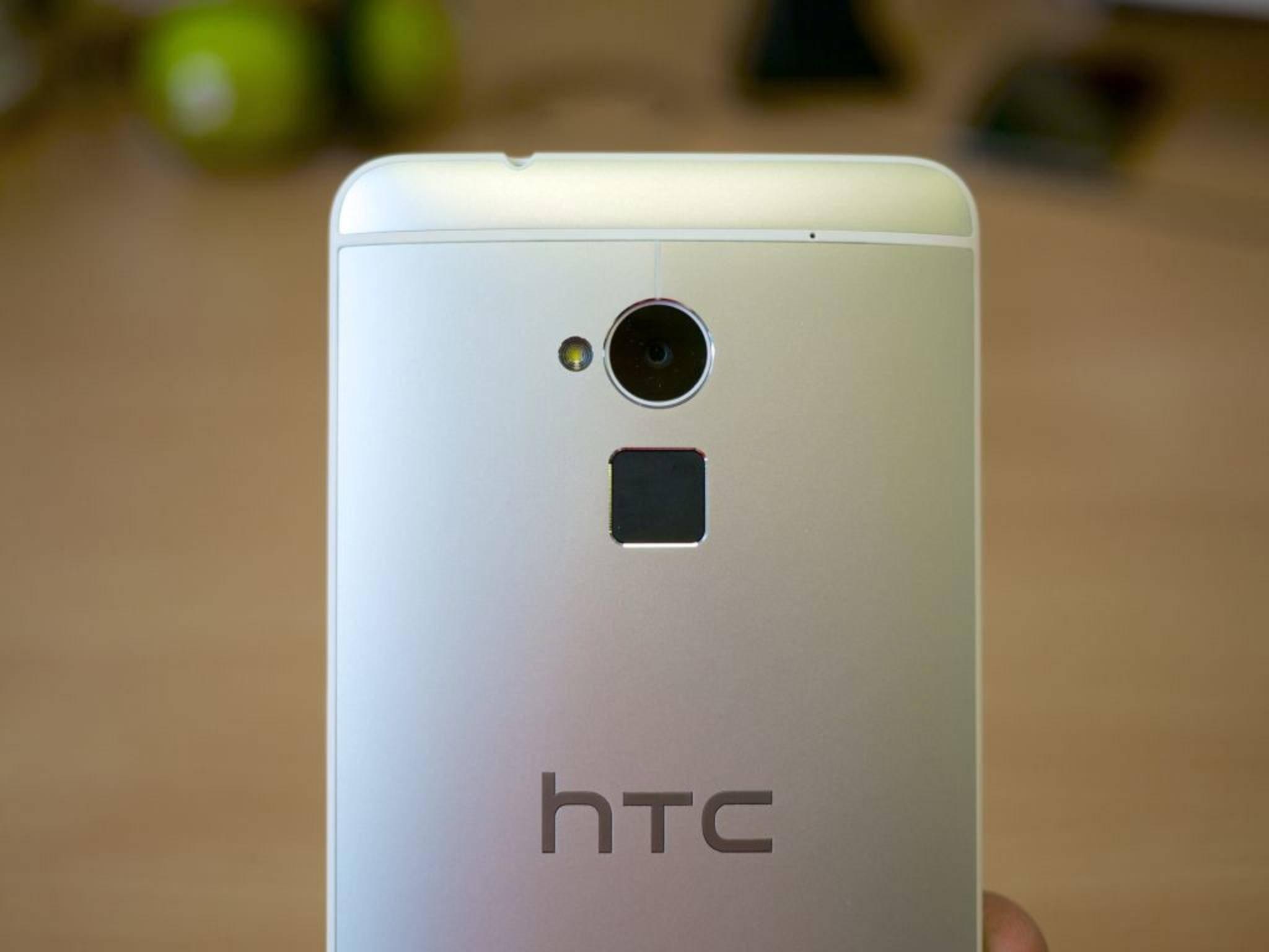 Das HTC One Max speicherte Fingerabdrücke lange Zeit unverschlüsselt.