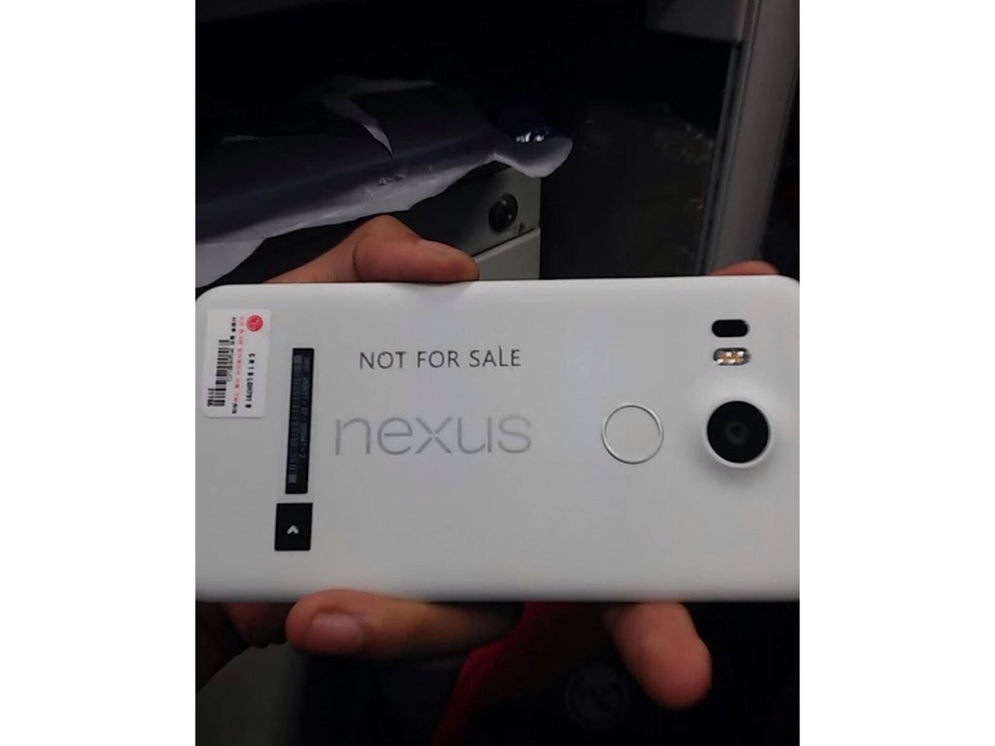Ein neues Nexus-Smartphone von LG ist ebenfalls in der Pipeline.