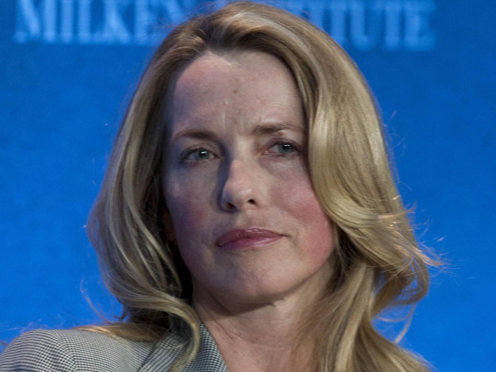 Reiche Erbin: Laurene Powell Jobs hat als Witwe von Steve Jobs auch von dessen immensem Vermögen profitiert. 19,5 Milliarden Dollar hat sie auf dem Konto.