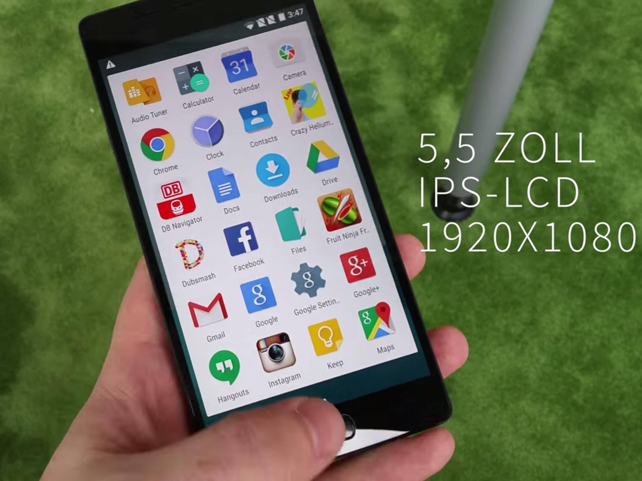 OnePlus 2 Test