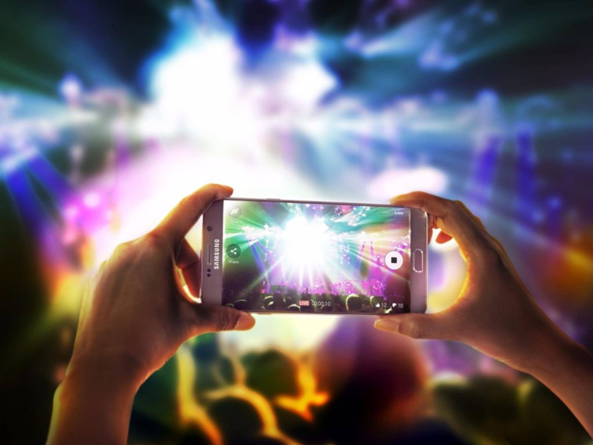 Einer der Stars der aktuellen Woche: das neue Samsung Galaxy Note 5.