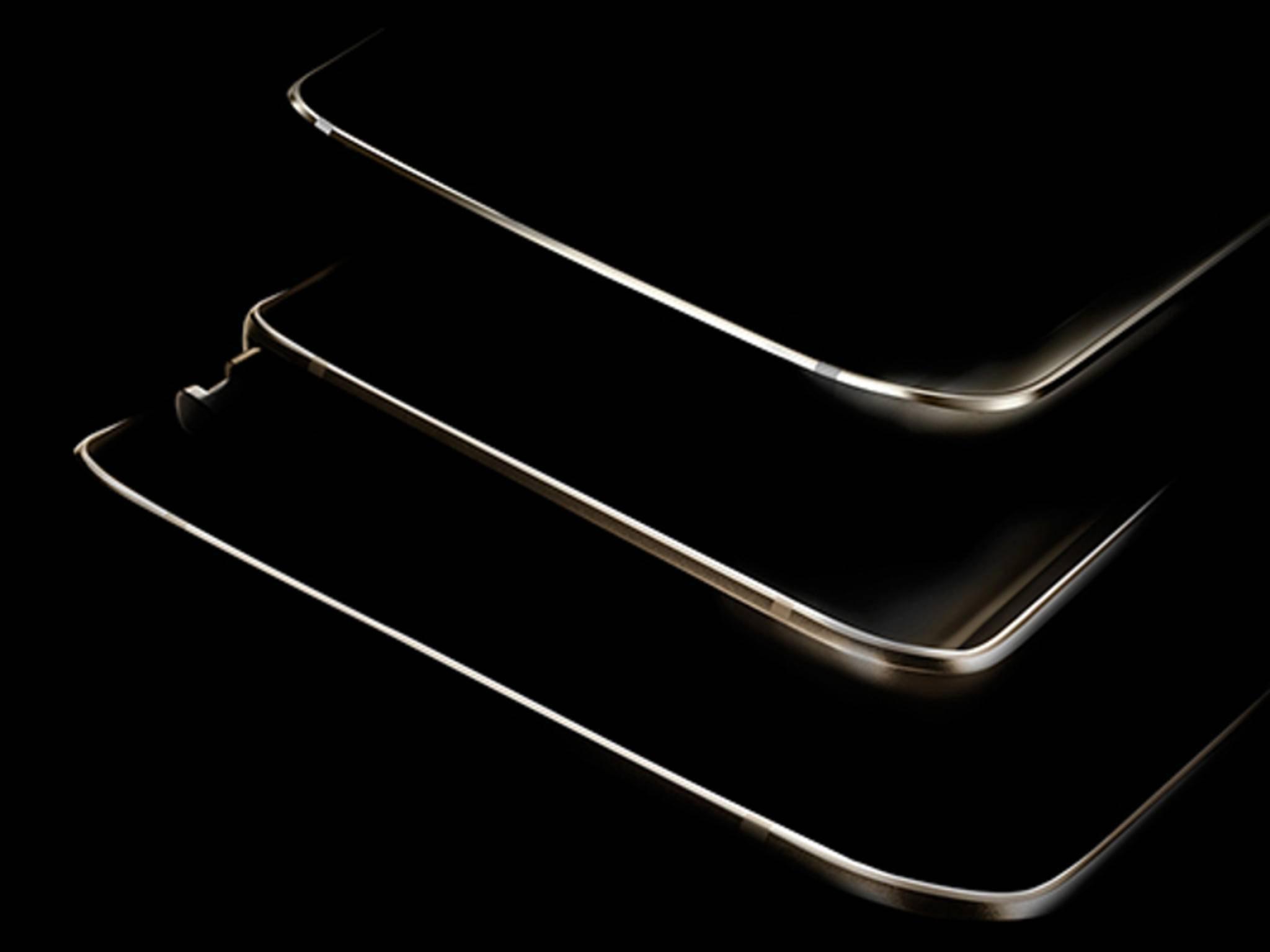 Samsungs Teaser zum Galaxy Unpacked Event zeigt ein mysteriöses drittes Gerät.