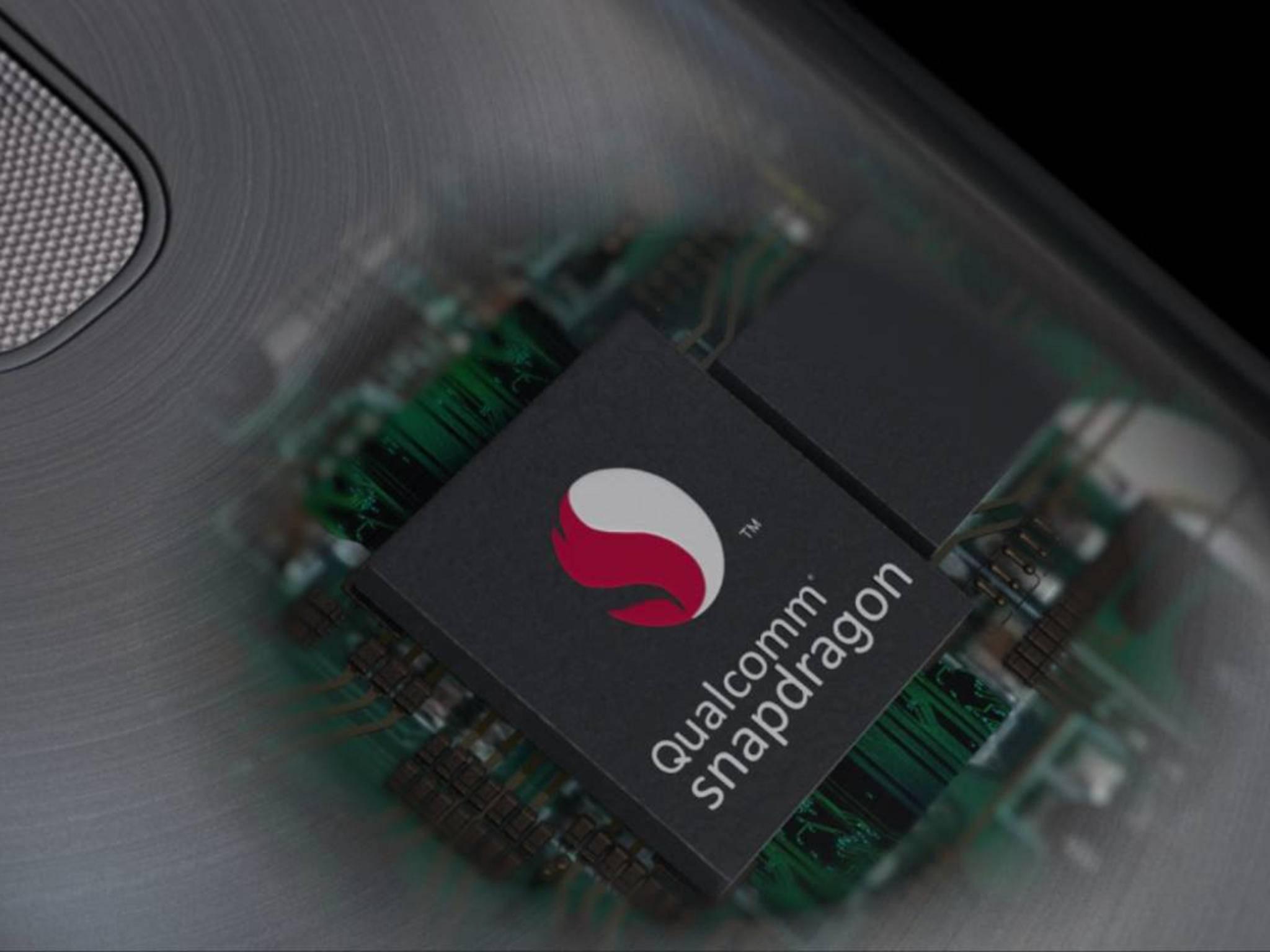 Snapdragon-Chip