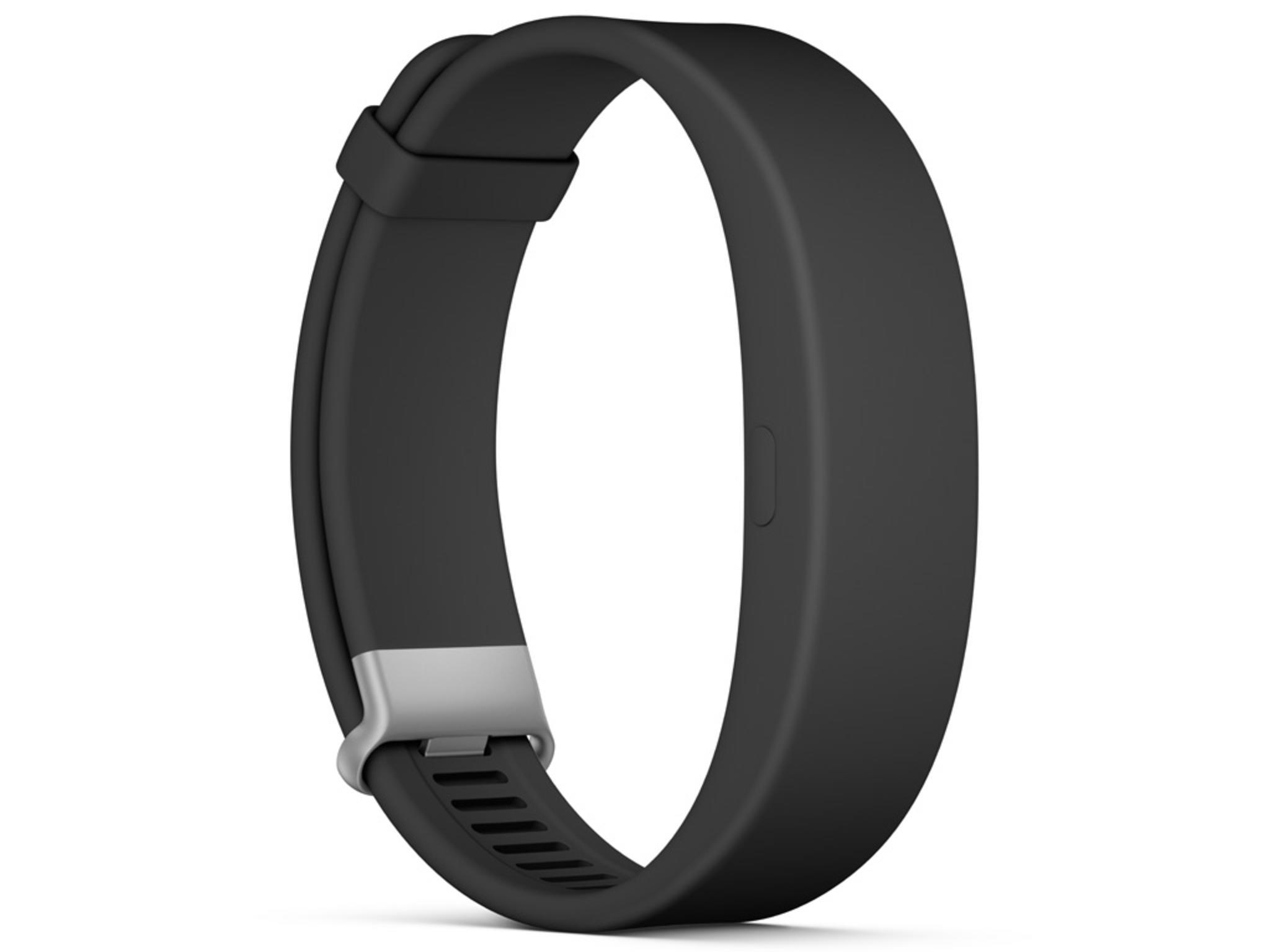 Das Wearable hat jetzt sogar einen eigenen Herzfrequenzsensor.