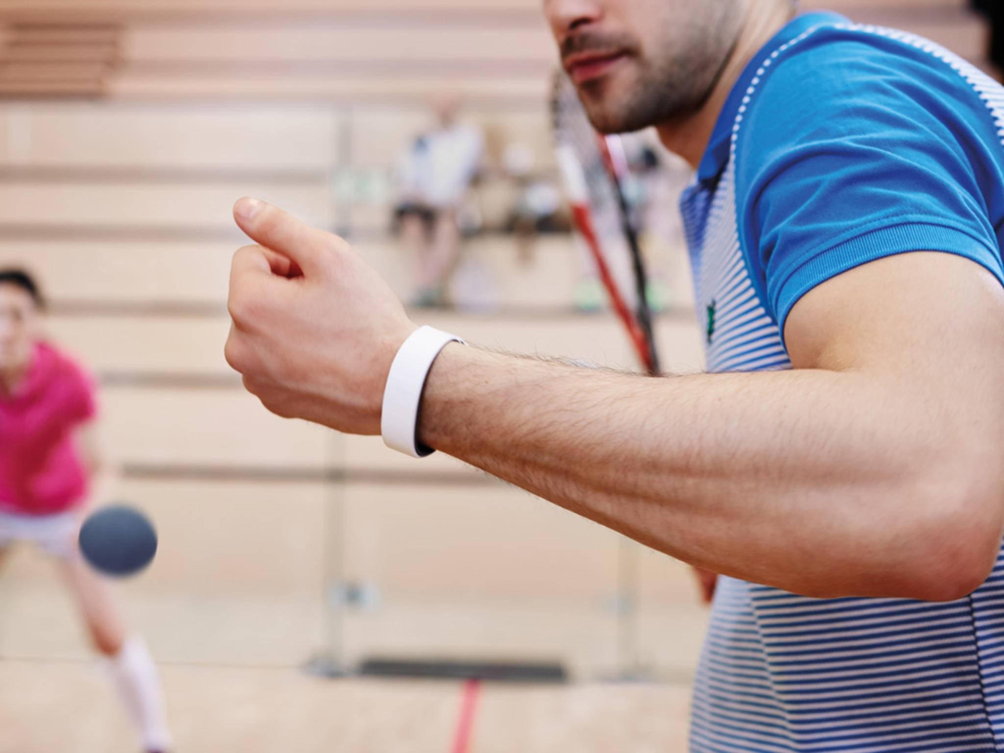 Das SmartBand 2 soll sich als nützlicher Helfer für sportliche Aktivitäten erweisen.