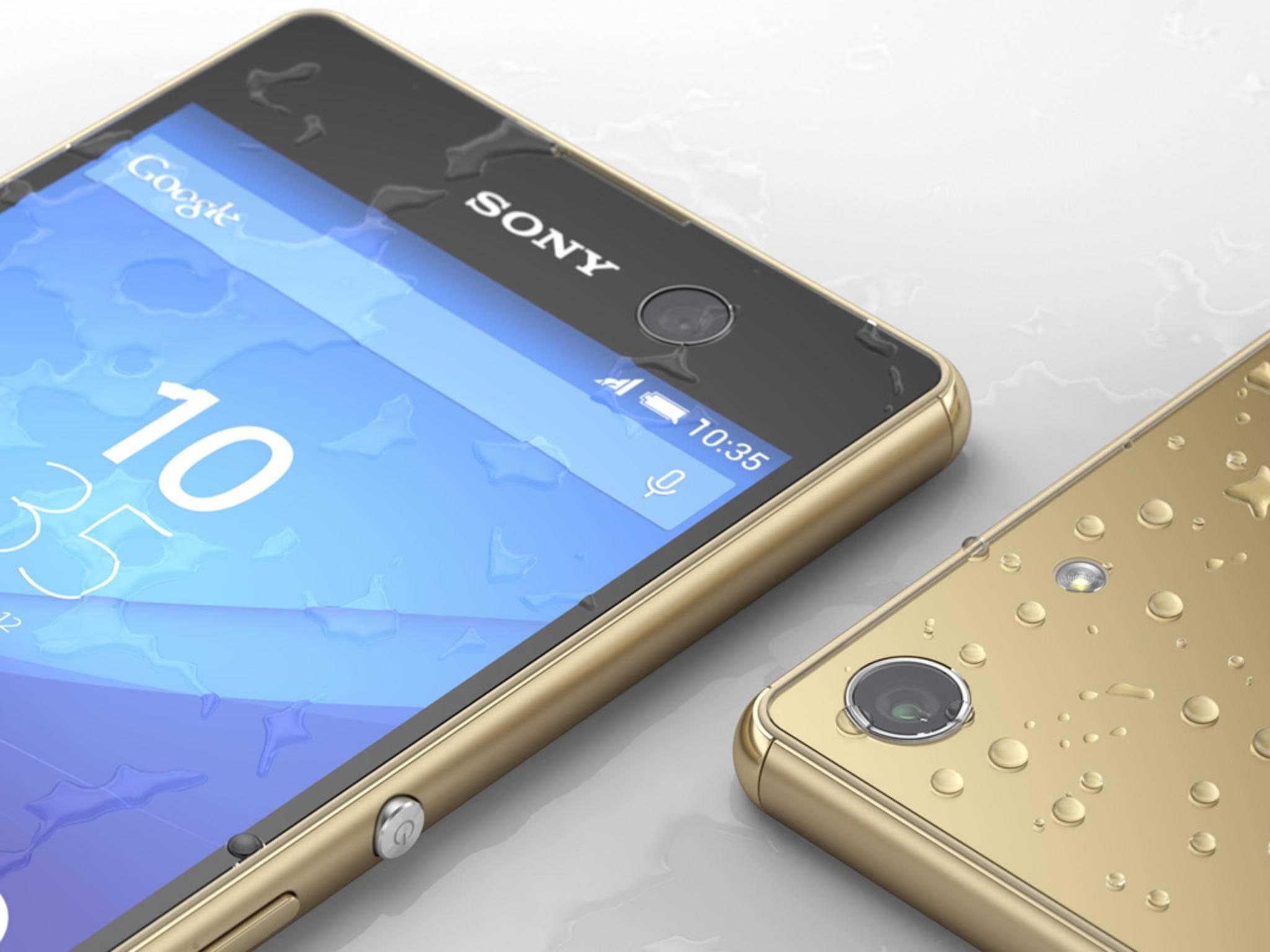 Sony hat heute die Smartphones Xperia C5 Ultra und Xperia M5 offiziell vorgestellt.