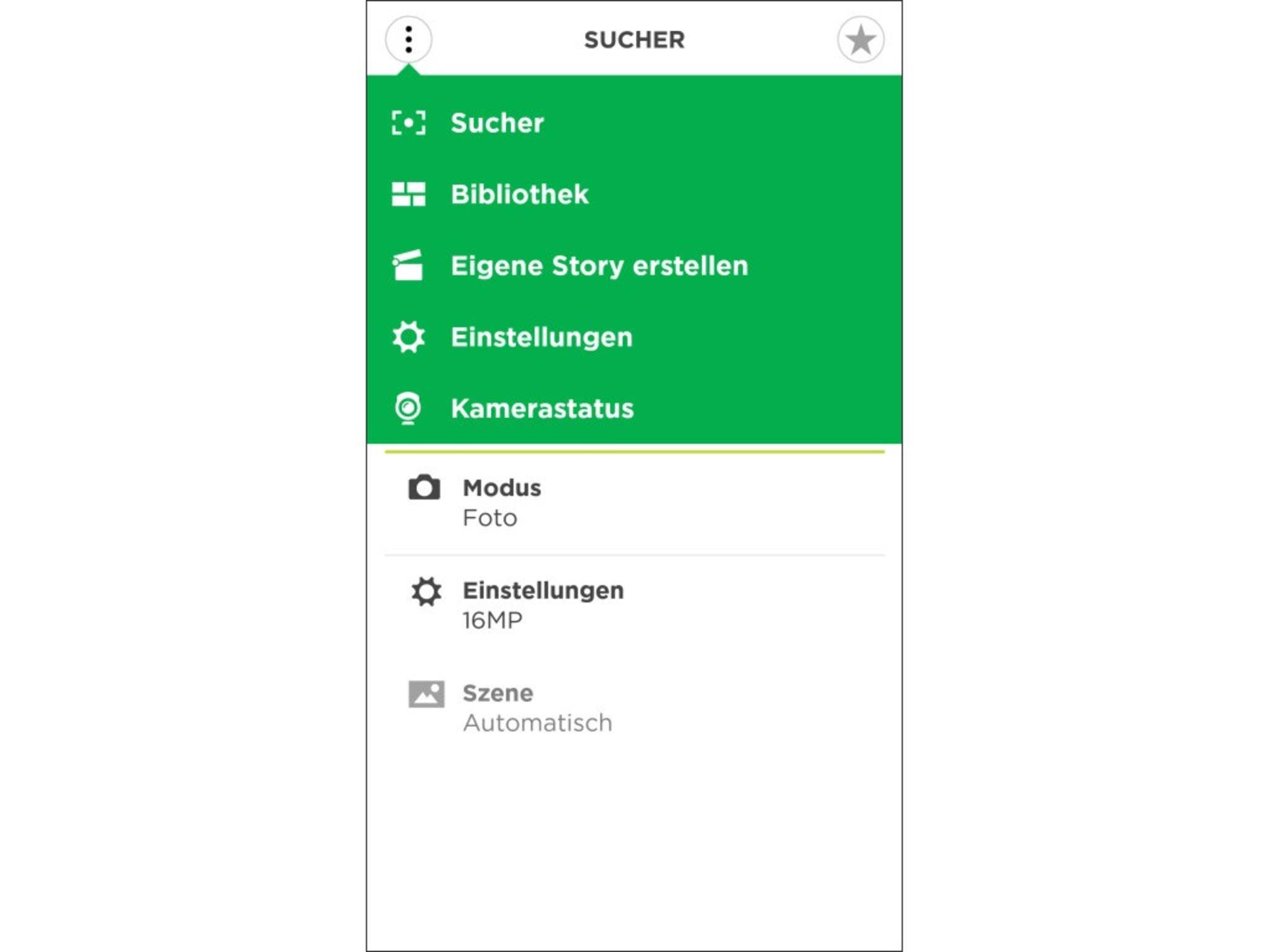 TomTom Bandit App 2
