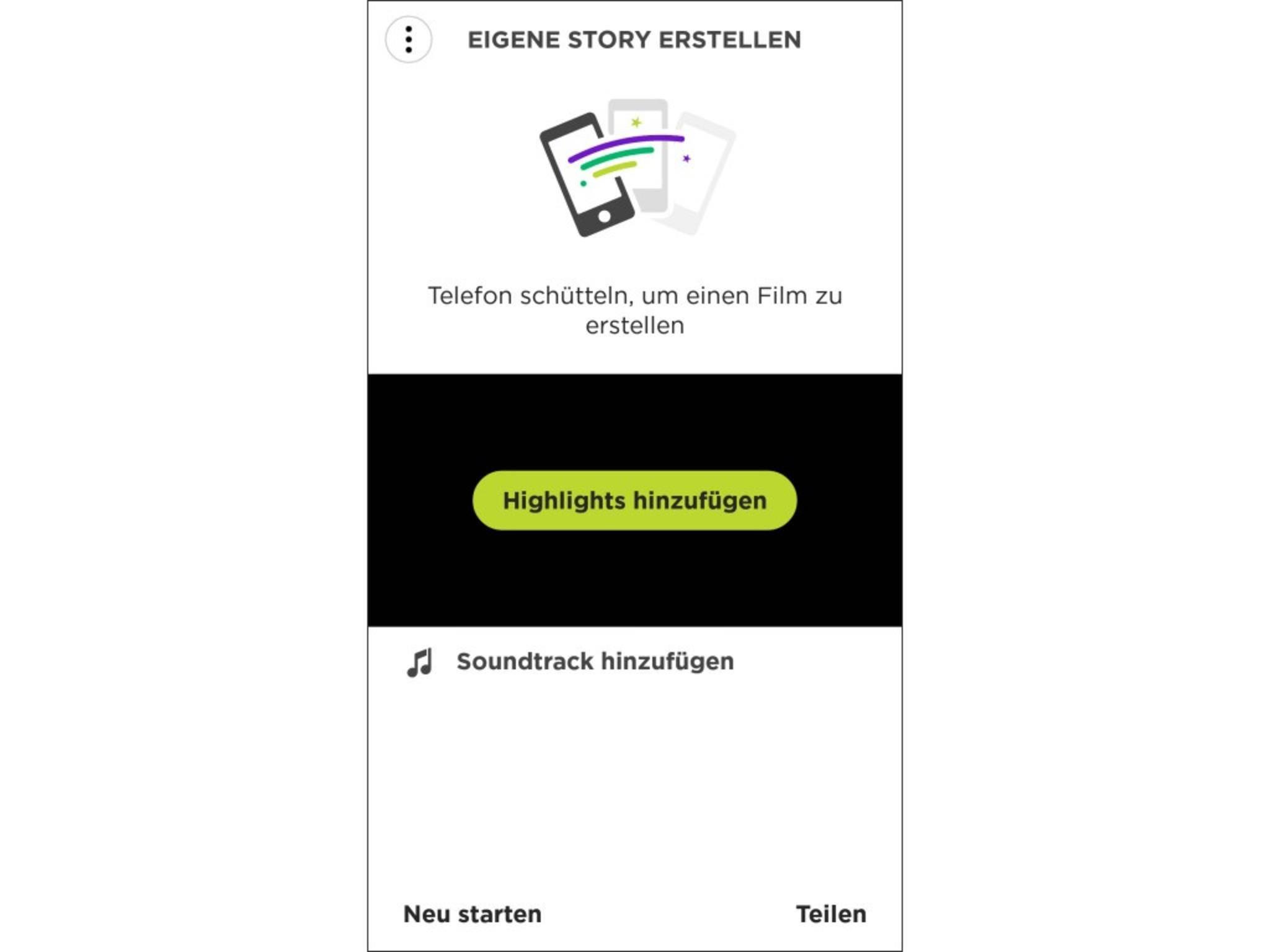 TomTom Bandit App 3