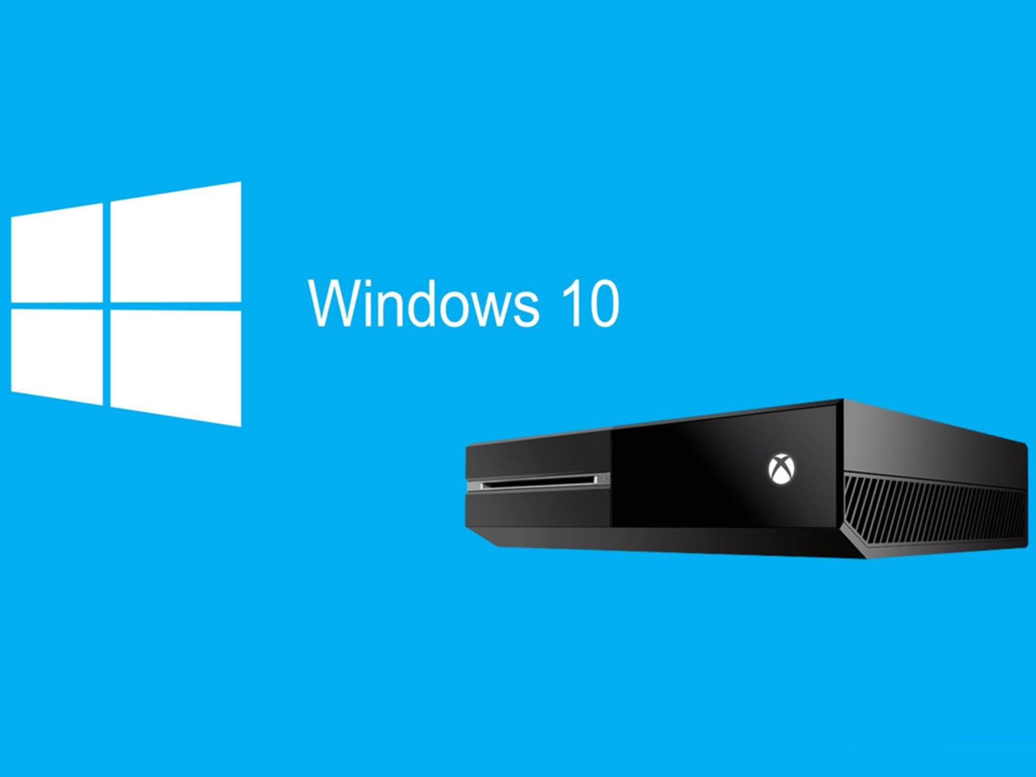 Die Xbox One bekommt Windows 10.