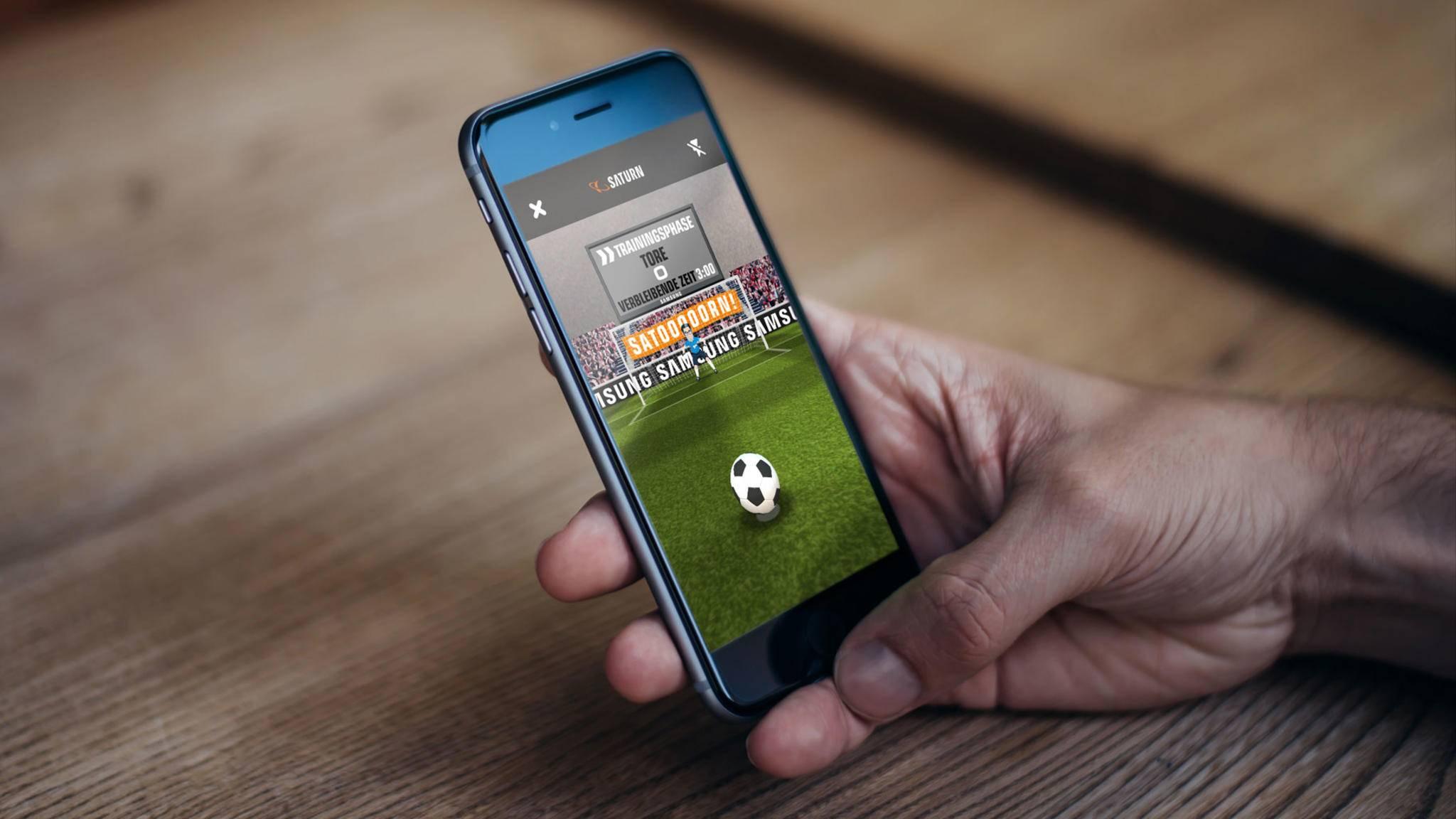 Kurzer Spaß für zwischendurch: Für die WM 2018 gibt es einige spannende Apps.