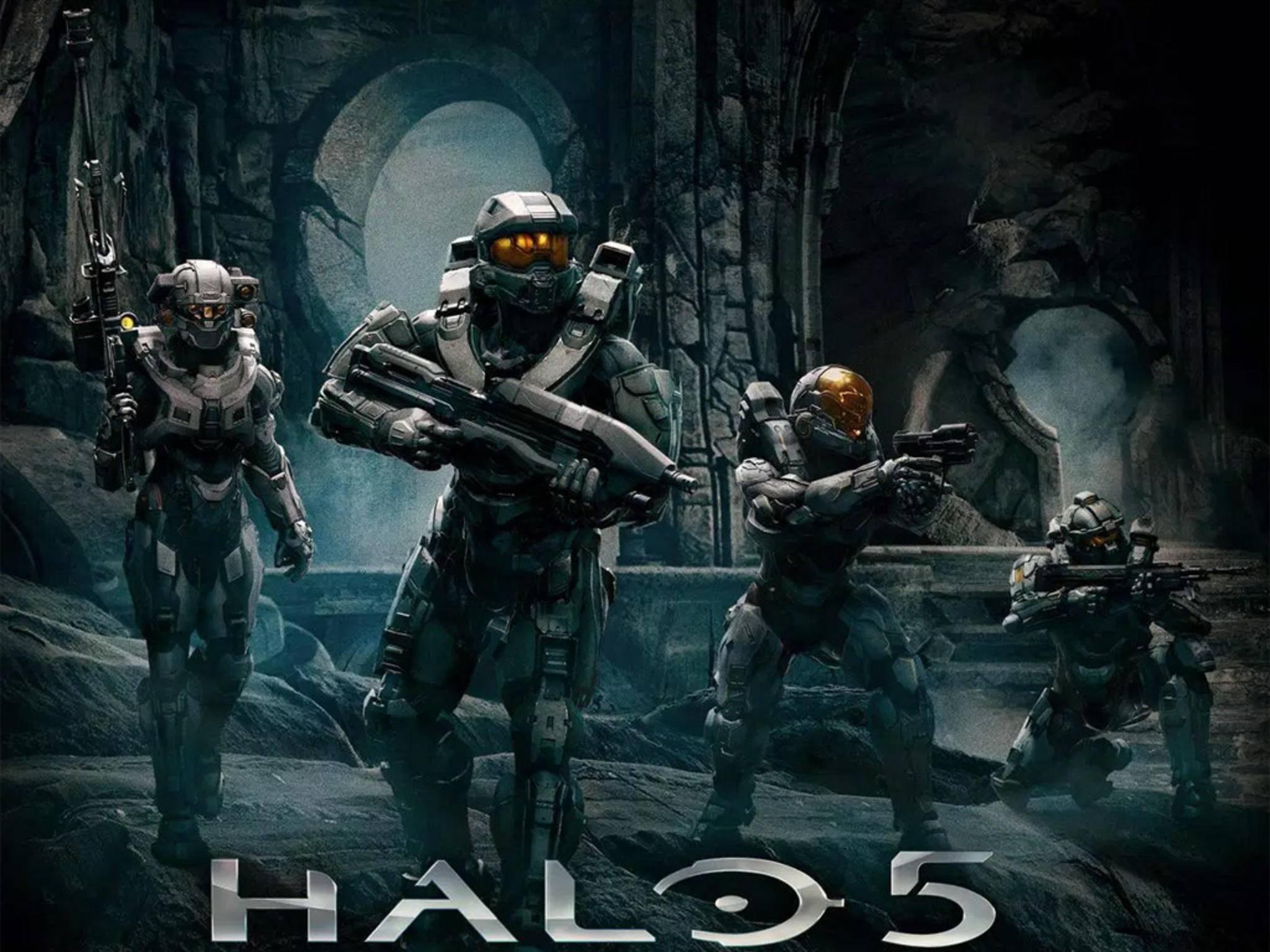 """Von """"Halo 5: Guardians"""" sind vor dem Release Details des Multiplayers durchgesickert."""
