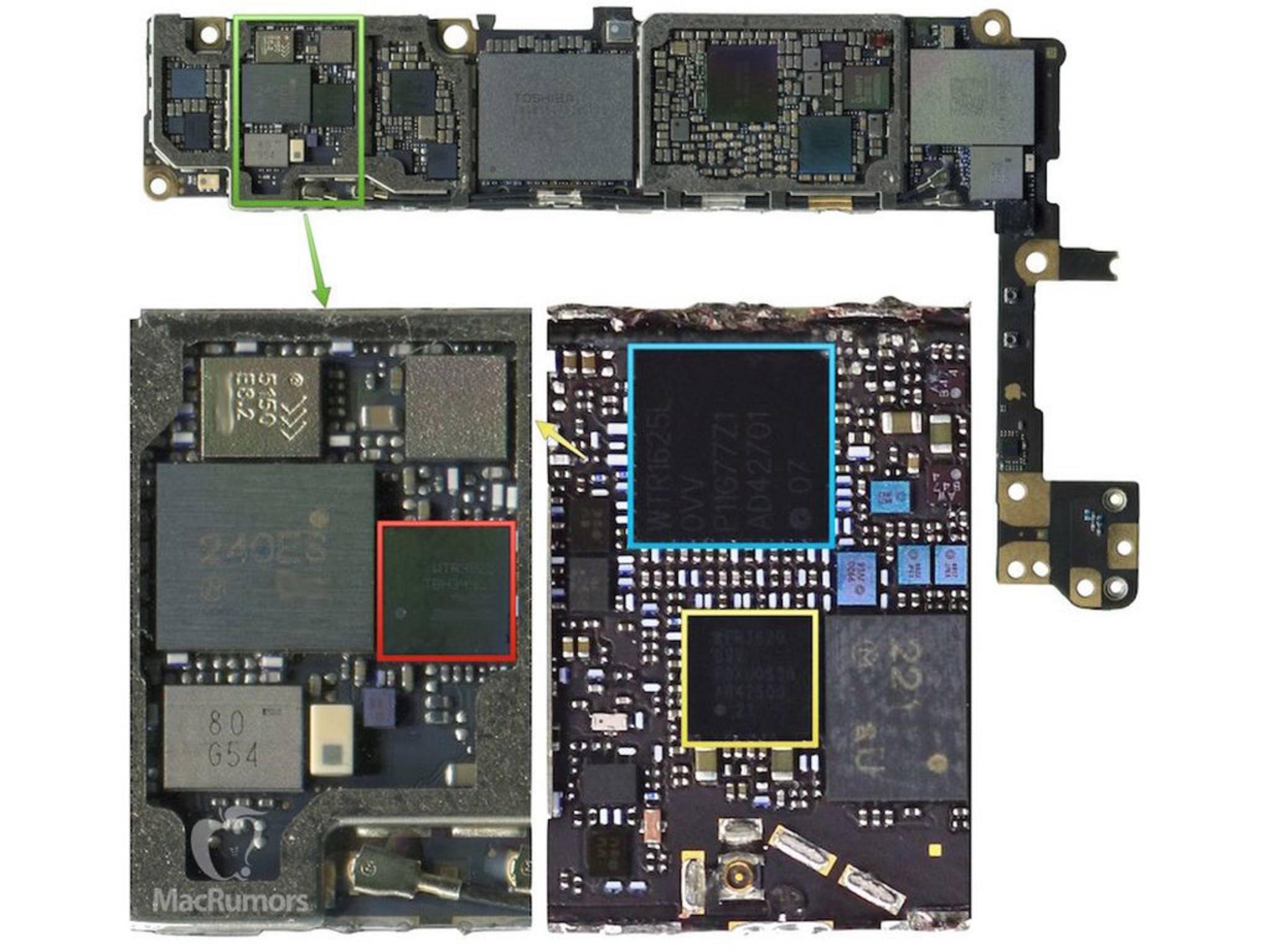 Beim iPhone 6s wird Apple wohl auf ein schnelleres LTE-Modem setzen.