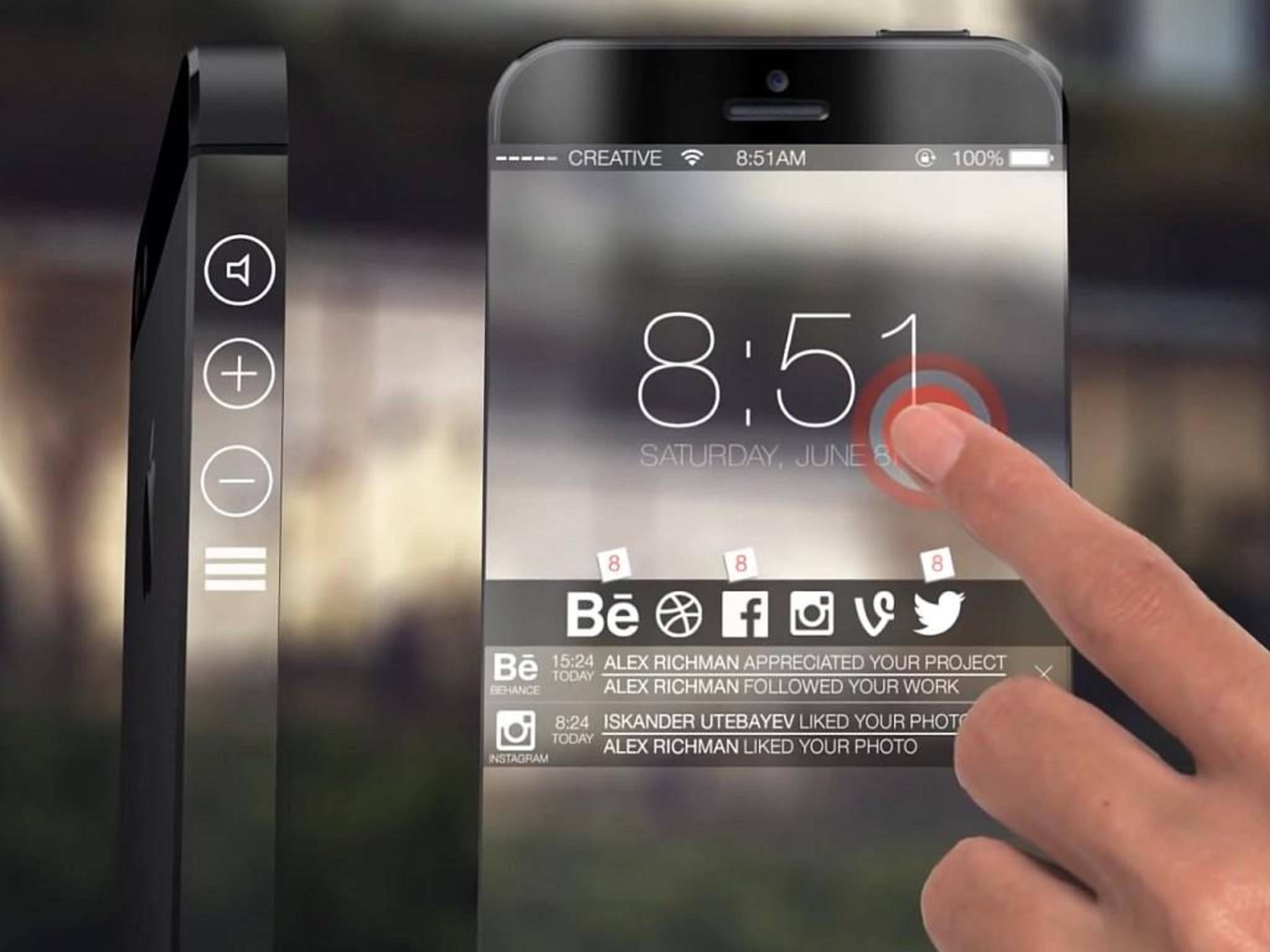 Wir nennen 6 Gründe, sich auf Force Touch beim iPhone 6s zu freuen.