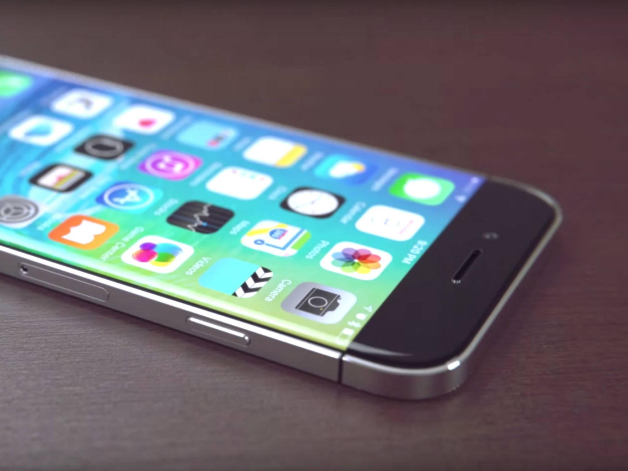 Noch ist der Release des iPhone 7 ein Jahr entfernt.