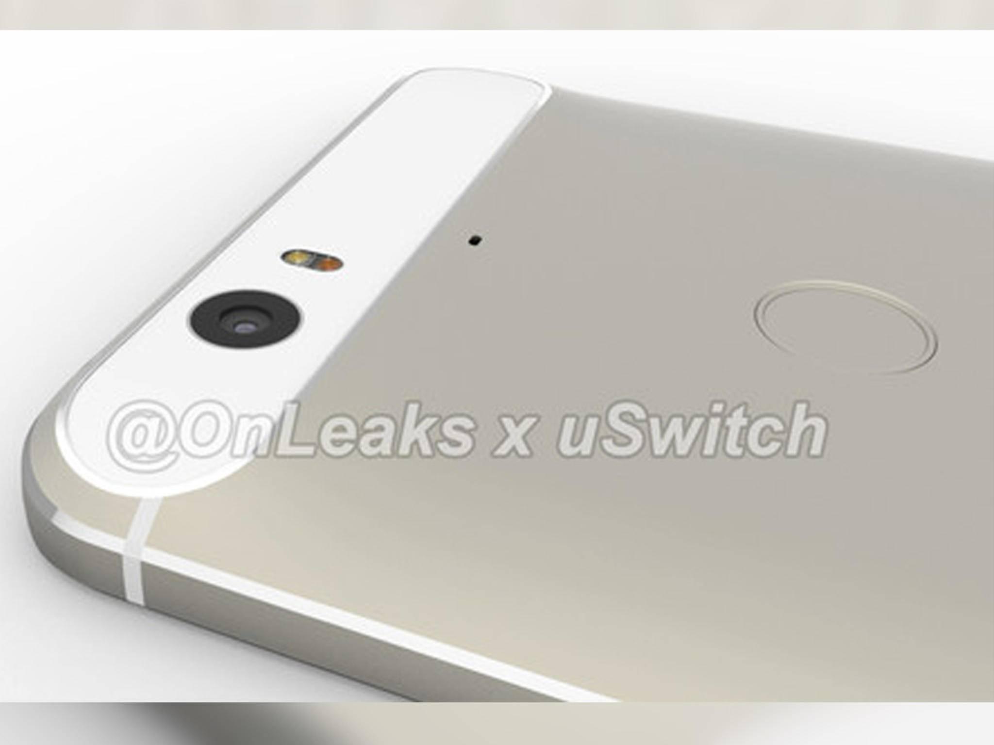 Erste Konzeptbilder zeigen, wie das Nexus 6 aussehen könnte.