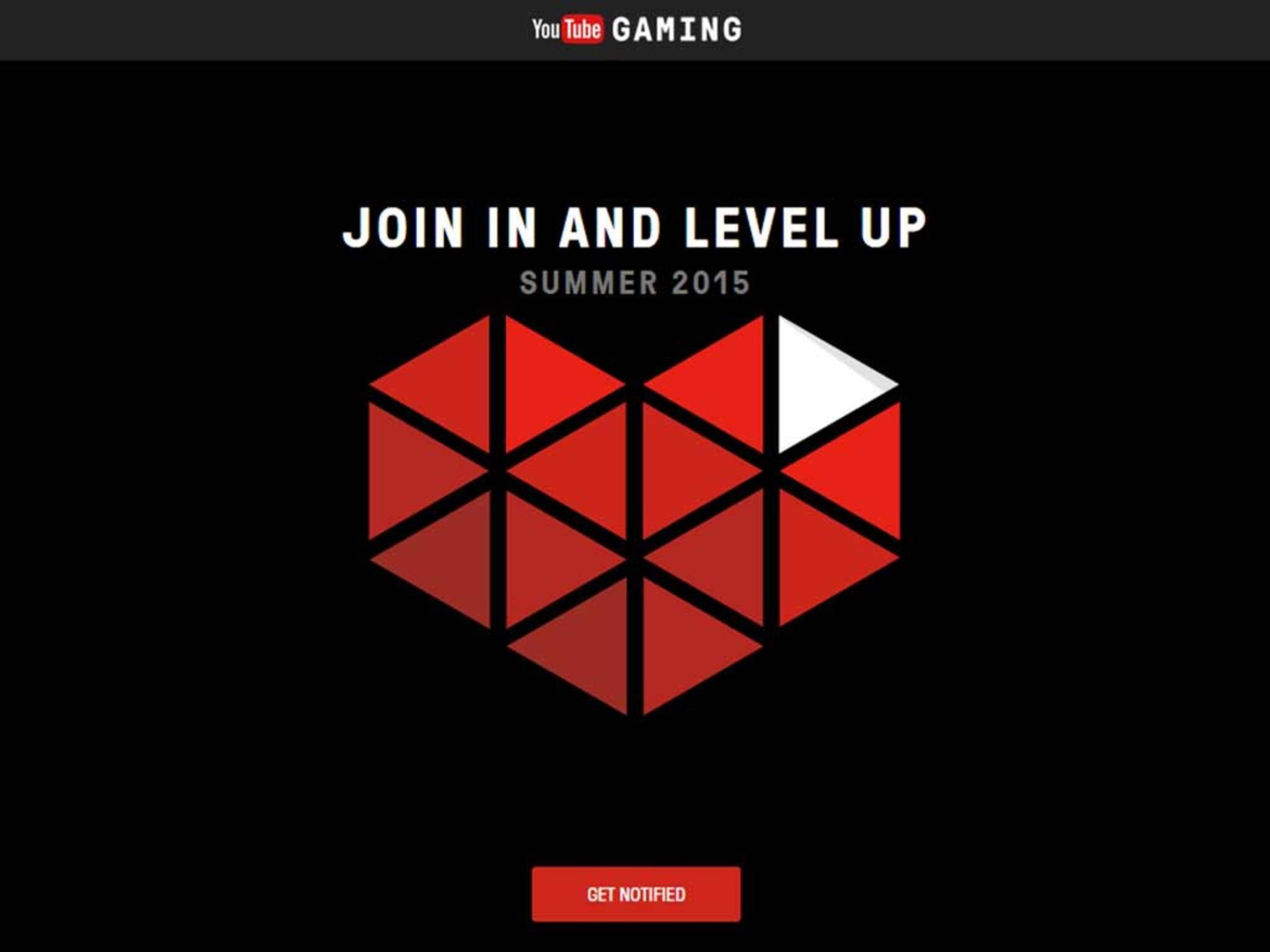 YouTube Gaming dürfte eine wichtige Anlaufstelle für alle Zocker werden.