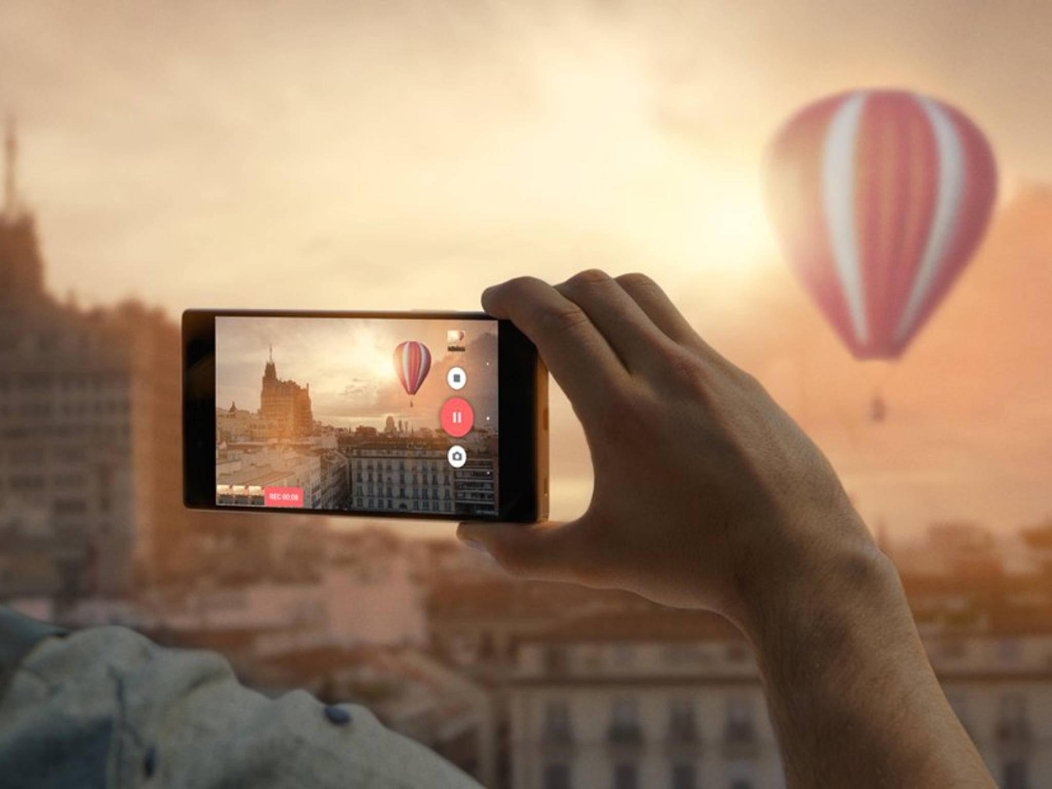 4K-Displays wie beim Xperia Z5 Premium braucht eigentlich niemand.