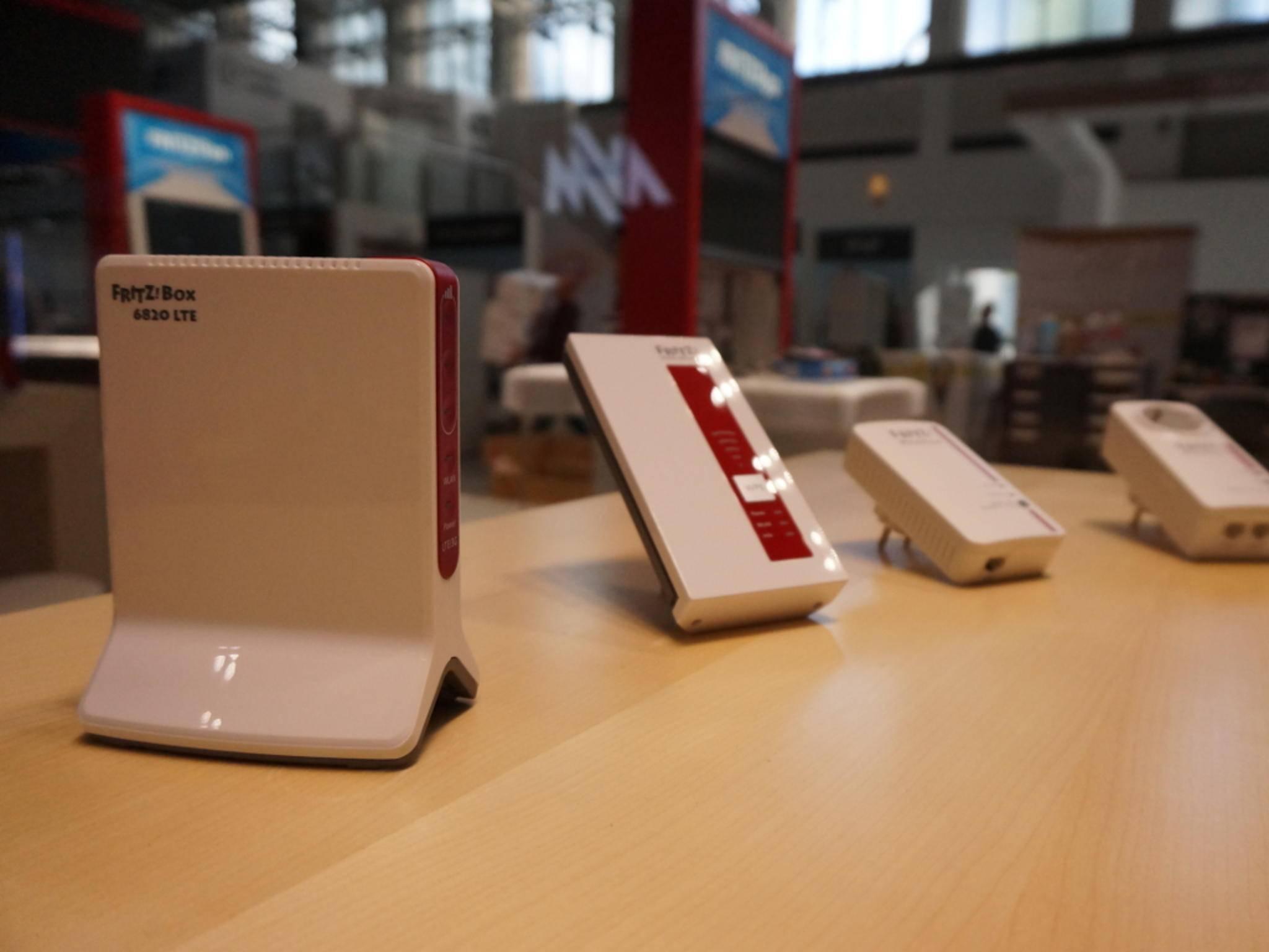 Die Fritzbox 6820 LTE ist ein Router neuen Typs.