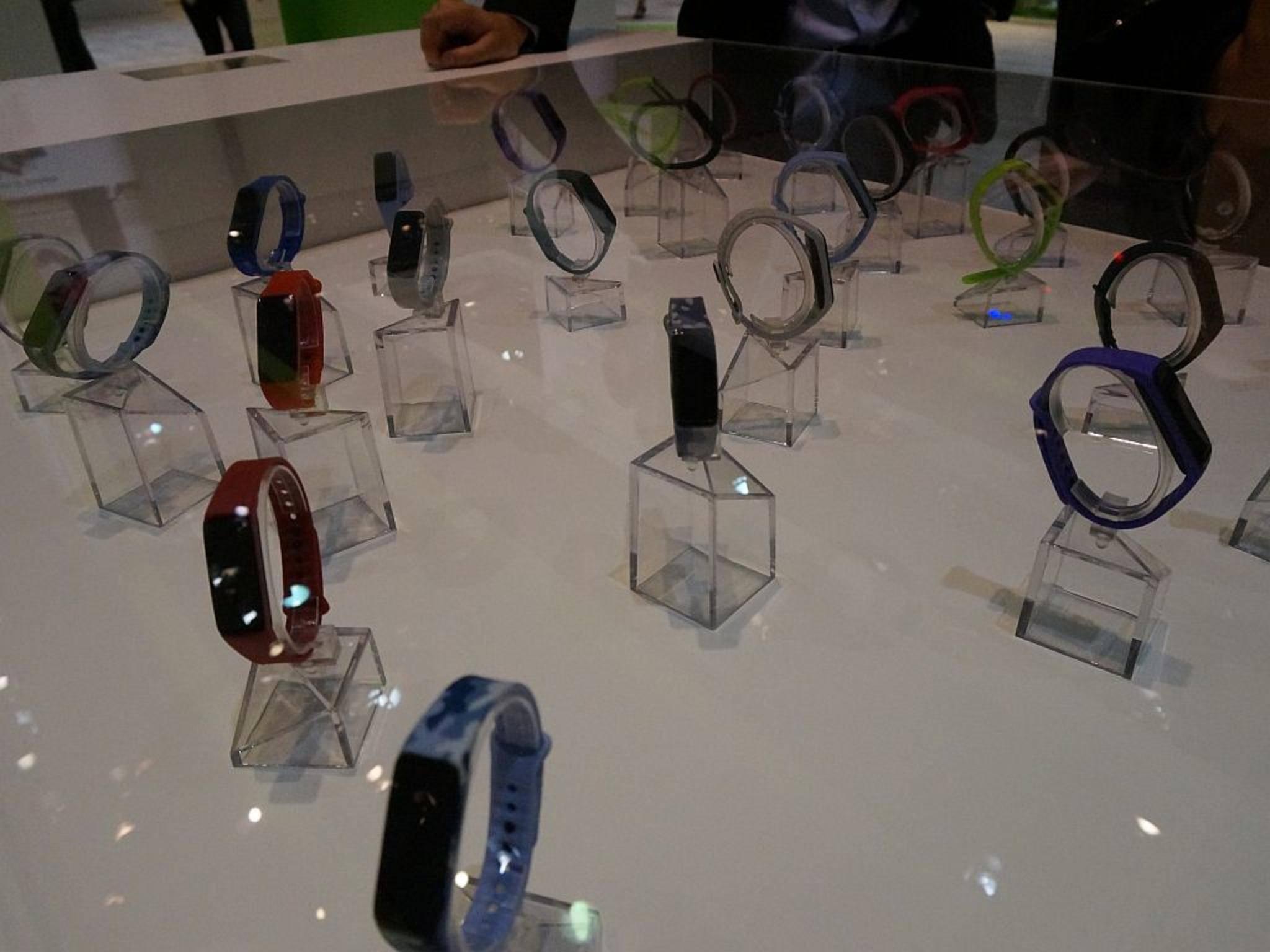 Acer Liquid Leap Fit und Active 2