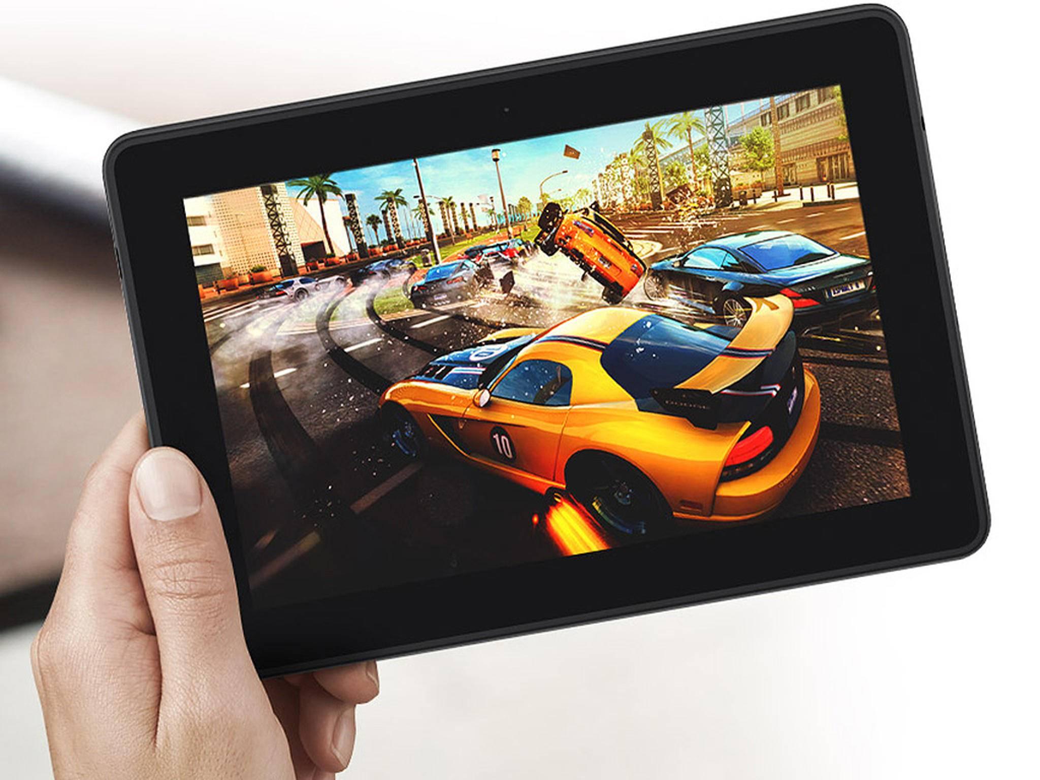 Plant Amazon tatsächlich ein Billig-Tablet für 50 US-Dollar?