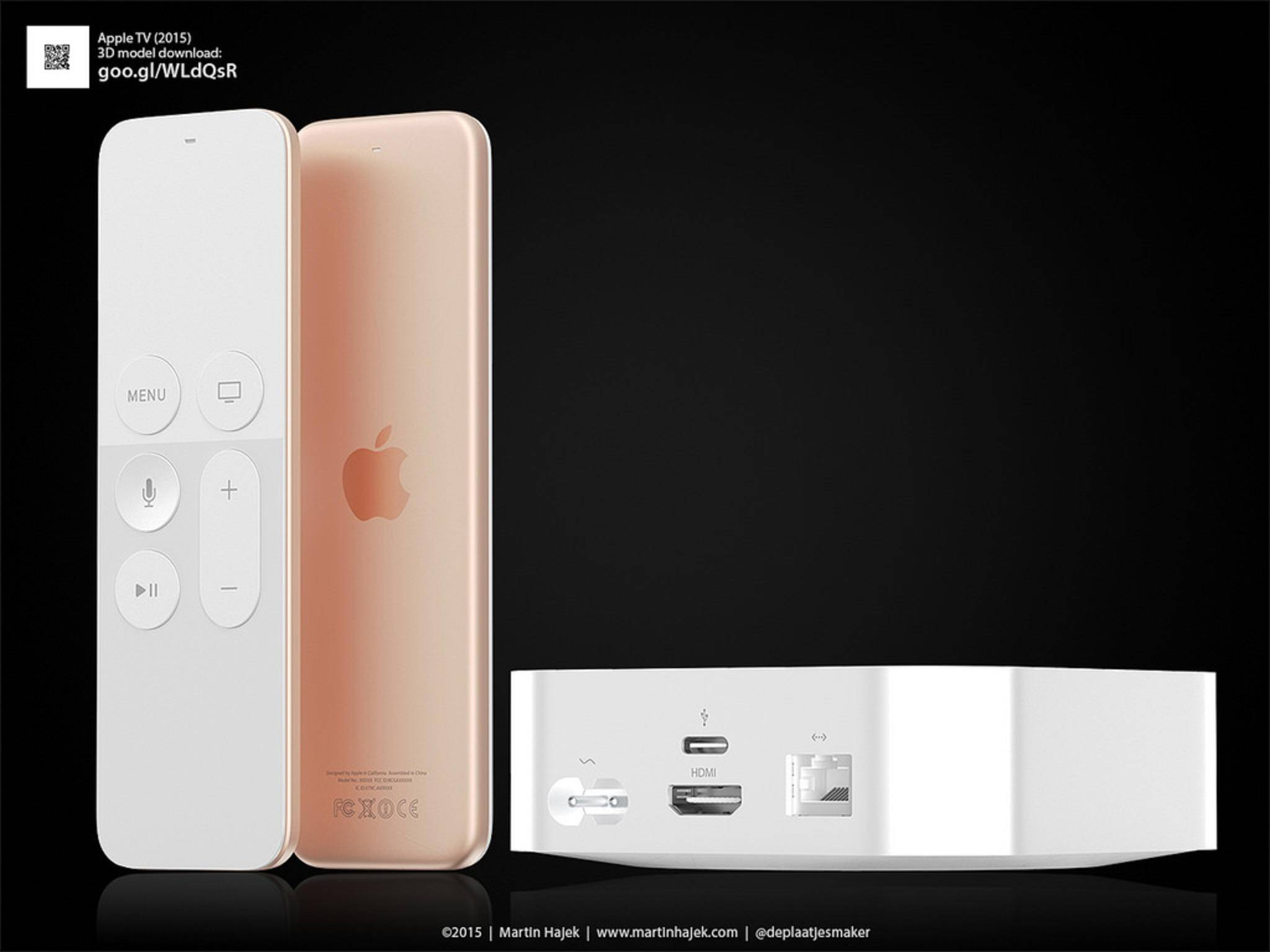 AppleTV-Weiß_Hajek