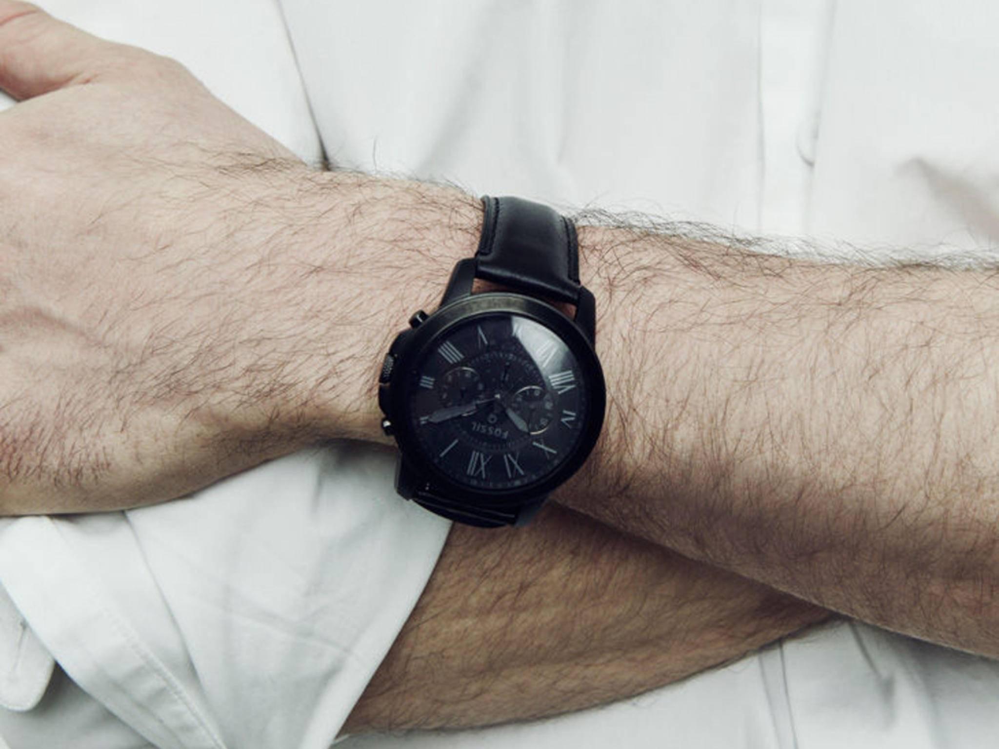 Die Smartwatch von Fossil soll noch 2015 auf den Markt kommen.
