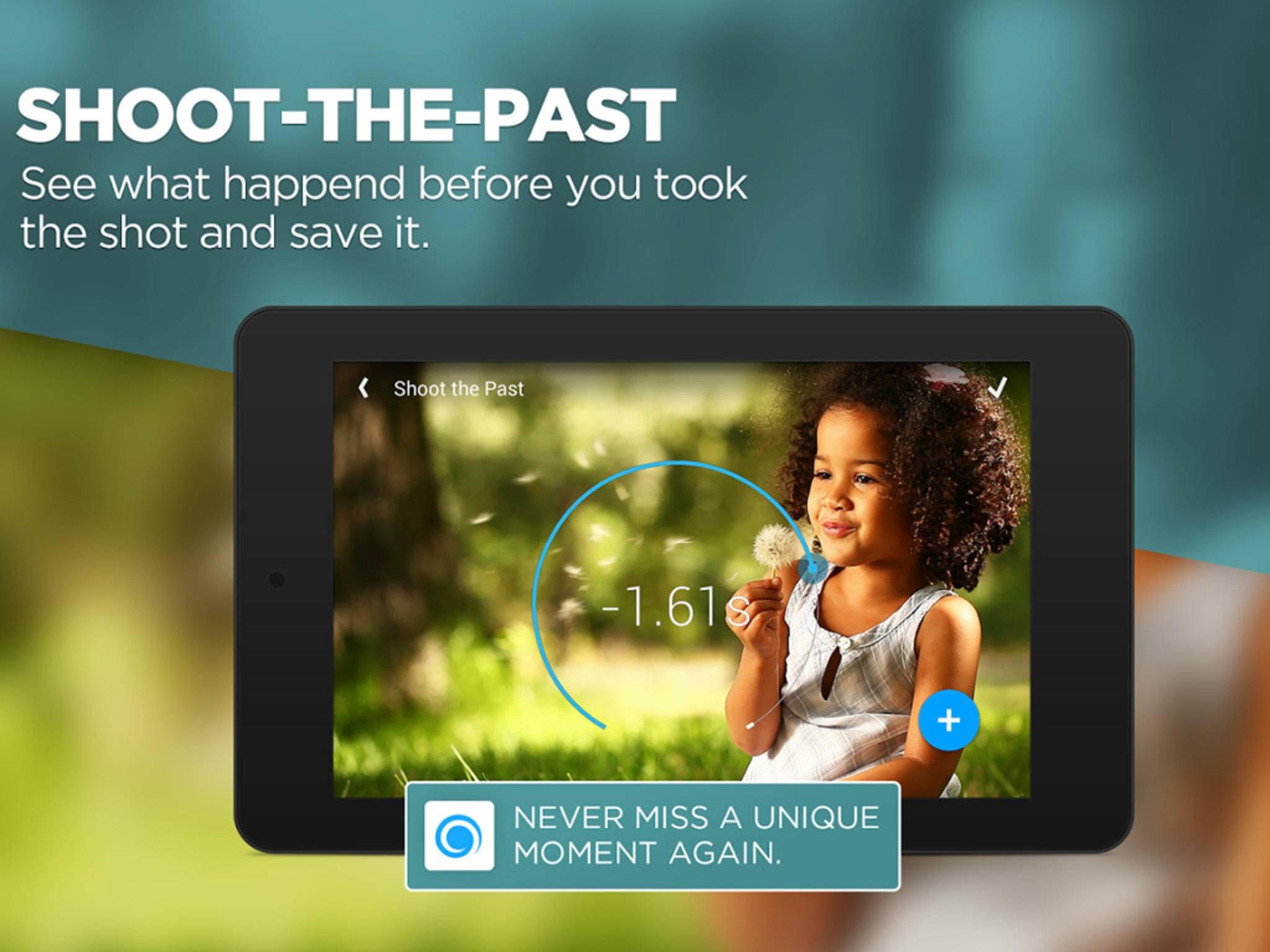 Google Camera 3.0 dürfte ähnlich wie Apples Live Photos funktionieren.