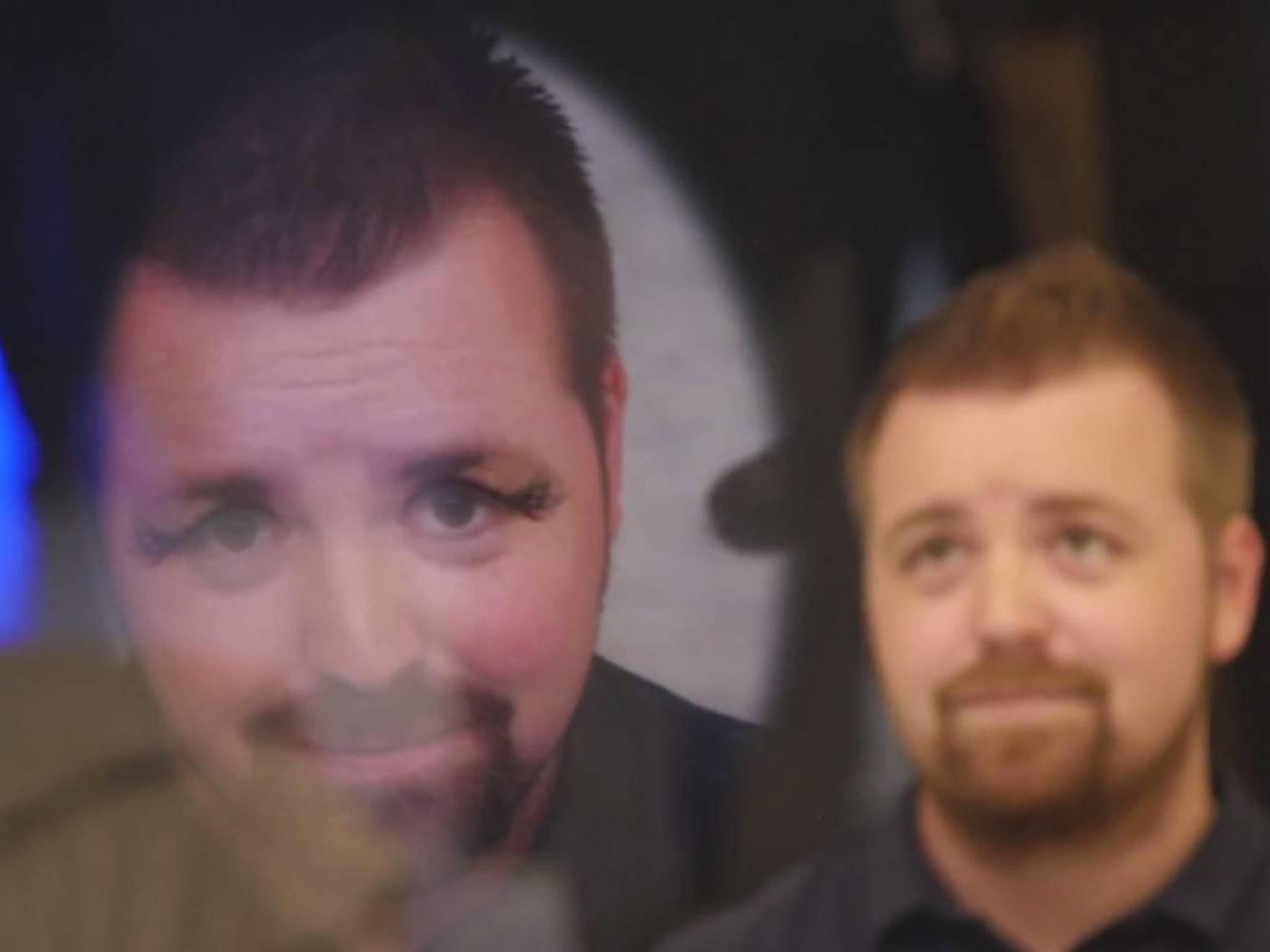 Im virtuellen Schminkspiegel von Panasonic haben wir Jens hübsch gemacht.
