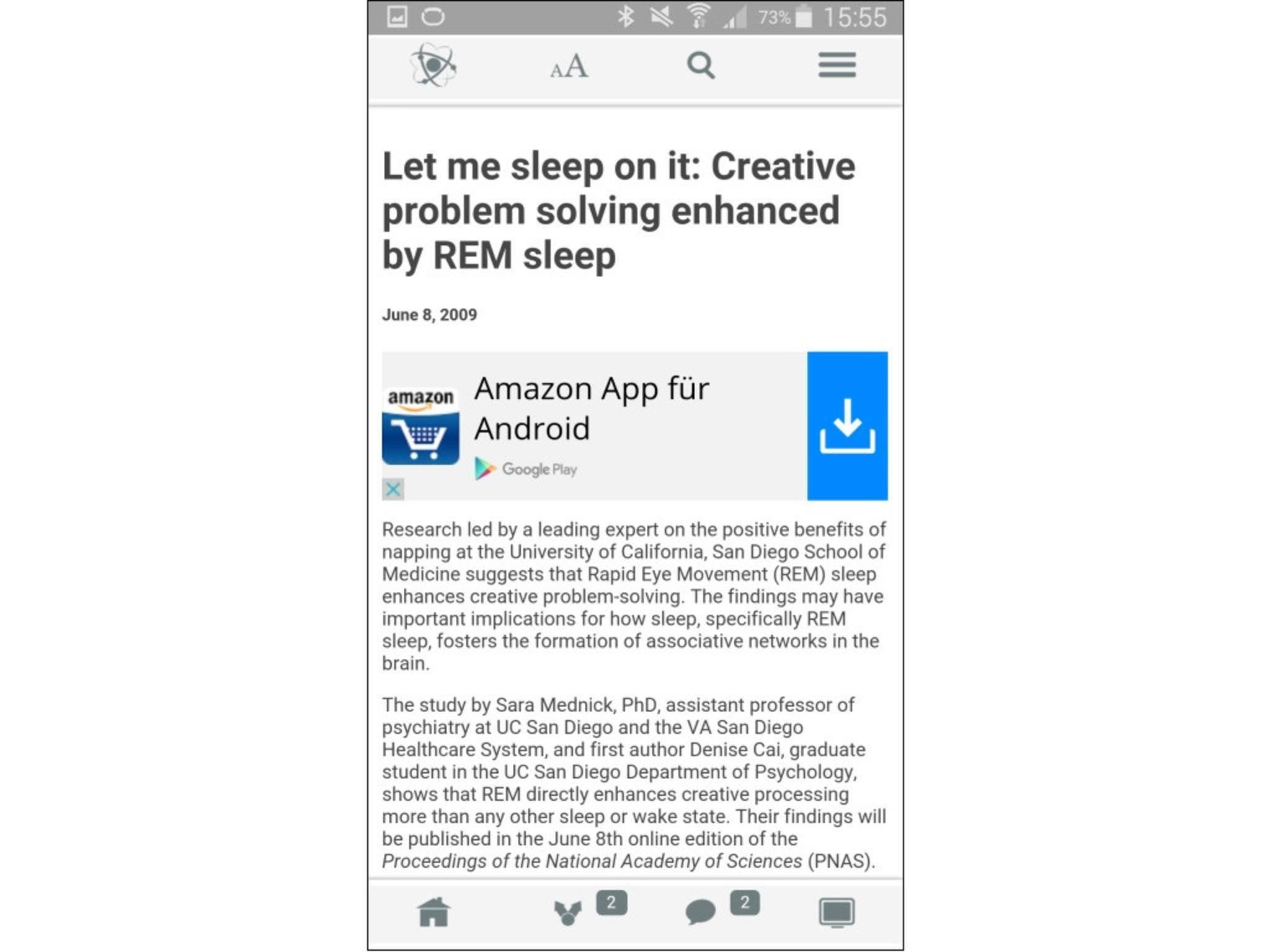 Jawbone Up-App 12