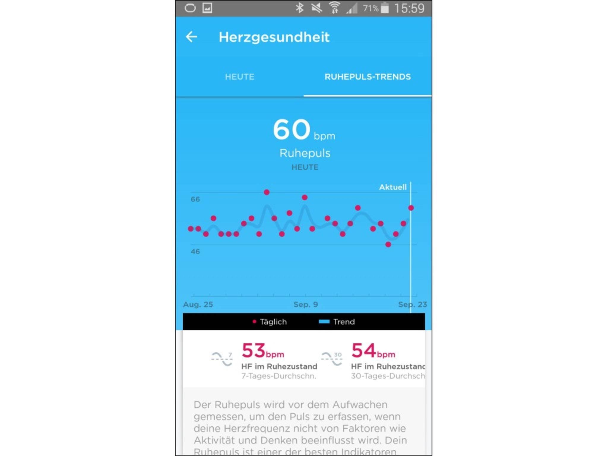 Jawbone Up-App 18