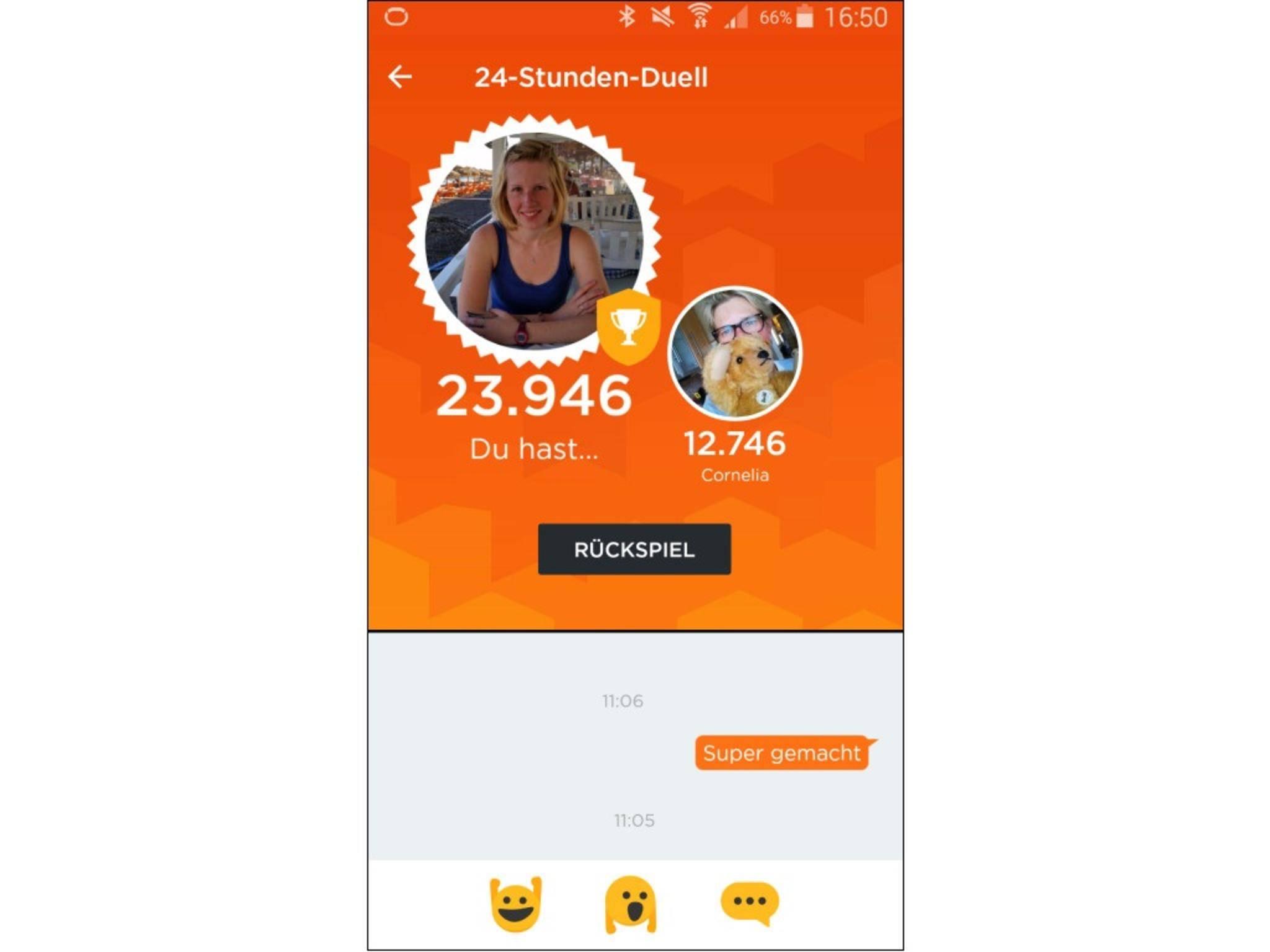 Jawbone Up-App 22