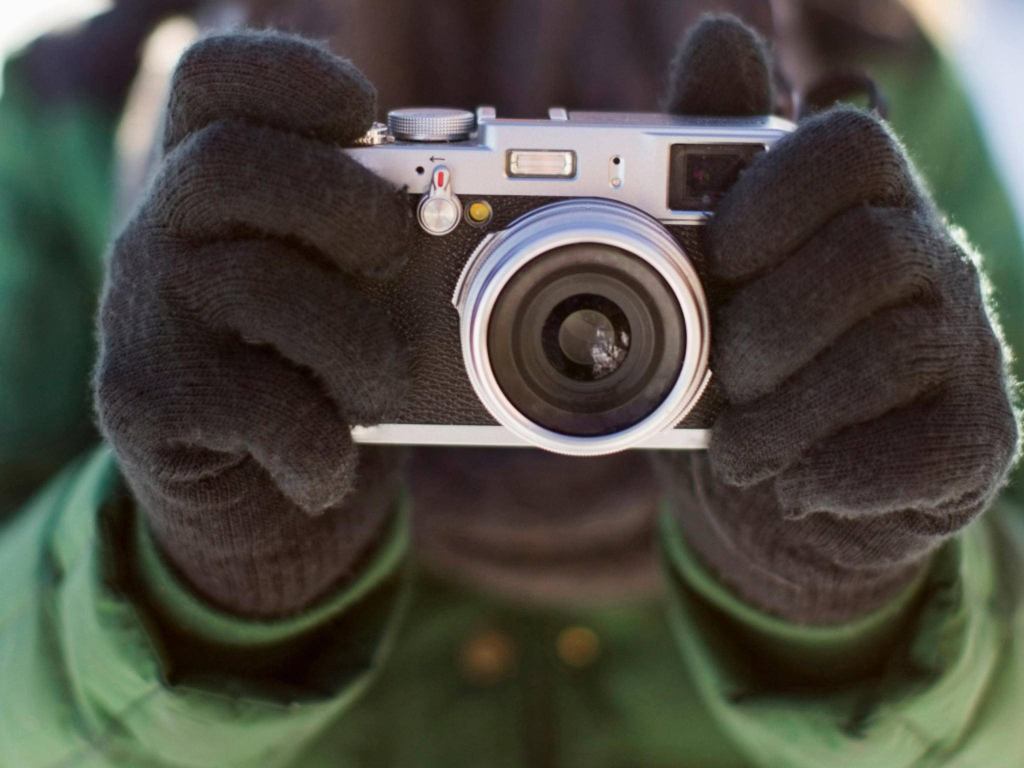 Bei Kälte reagieren Akkus von Kamera und Smartphone empfindlich.