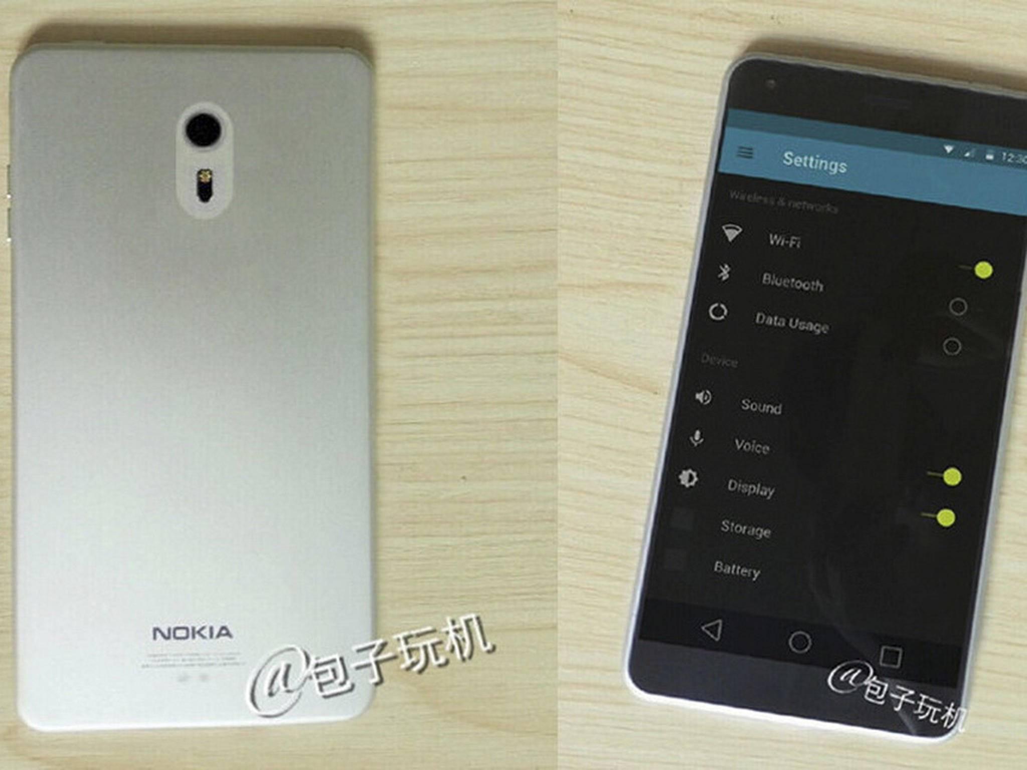 Arbeitet Nokia mit dem C1 wirklich an einem neuen Smartphone?