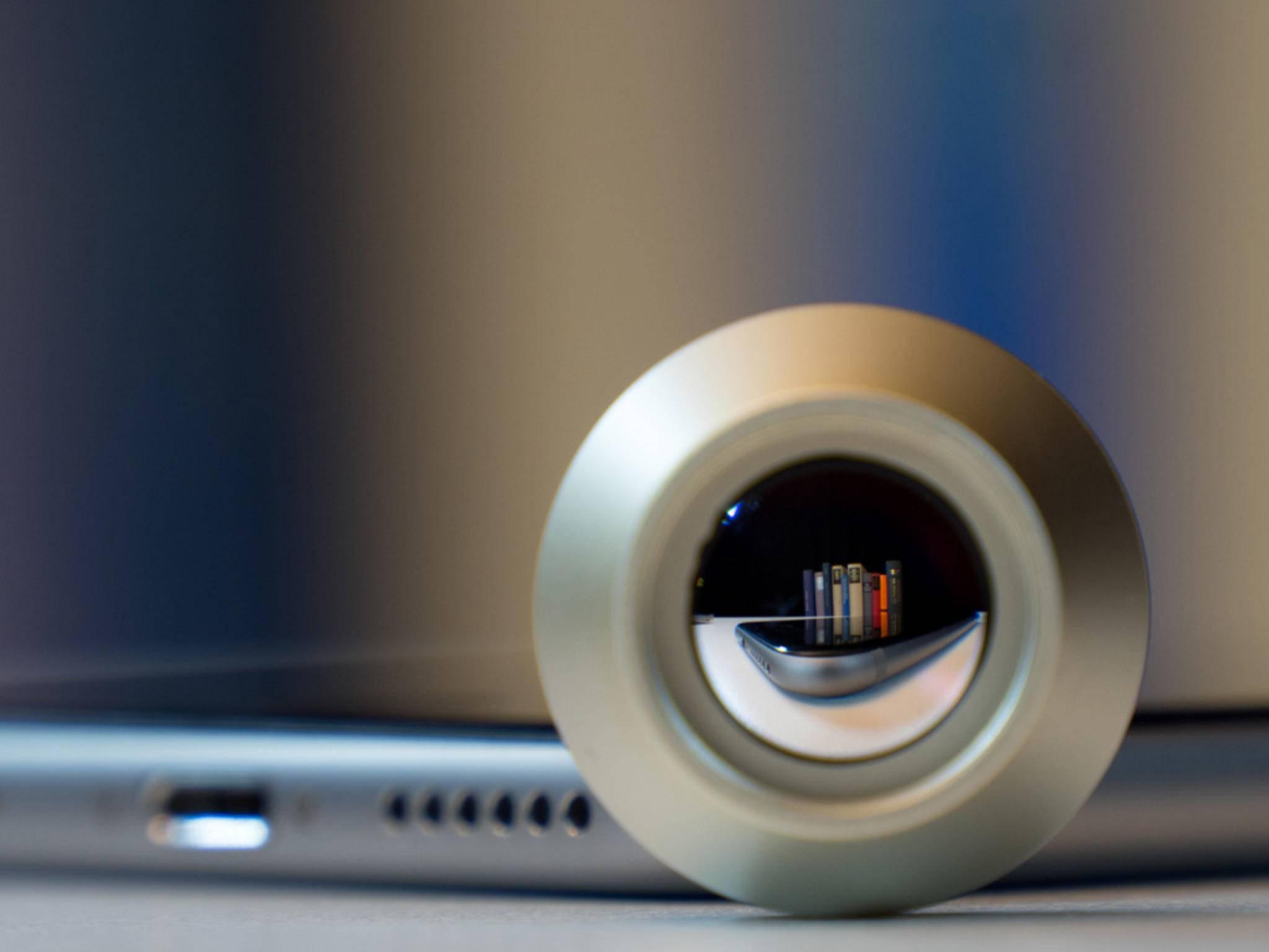 Der Olloclip holt noch mehr aus Deiner iPhone-Kamera raus.