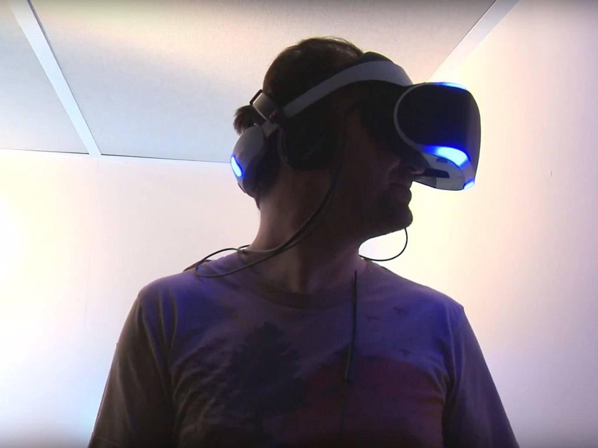 Project Morpheus soll 2016 fertig werden und auf den Markt kommen.