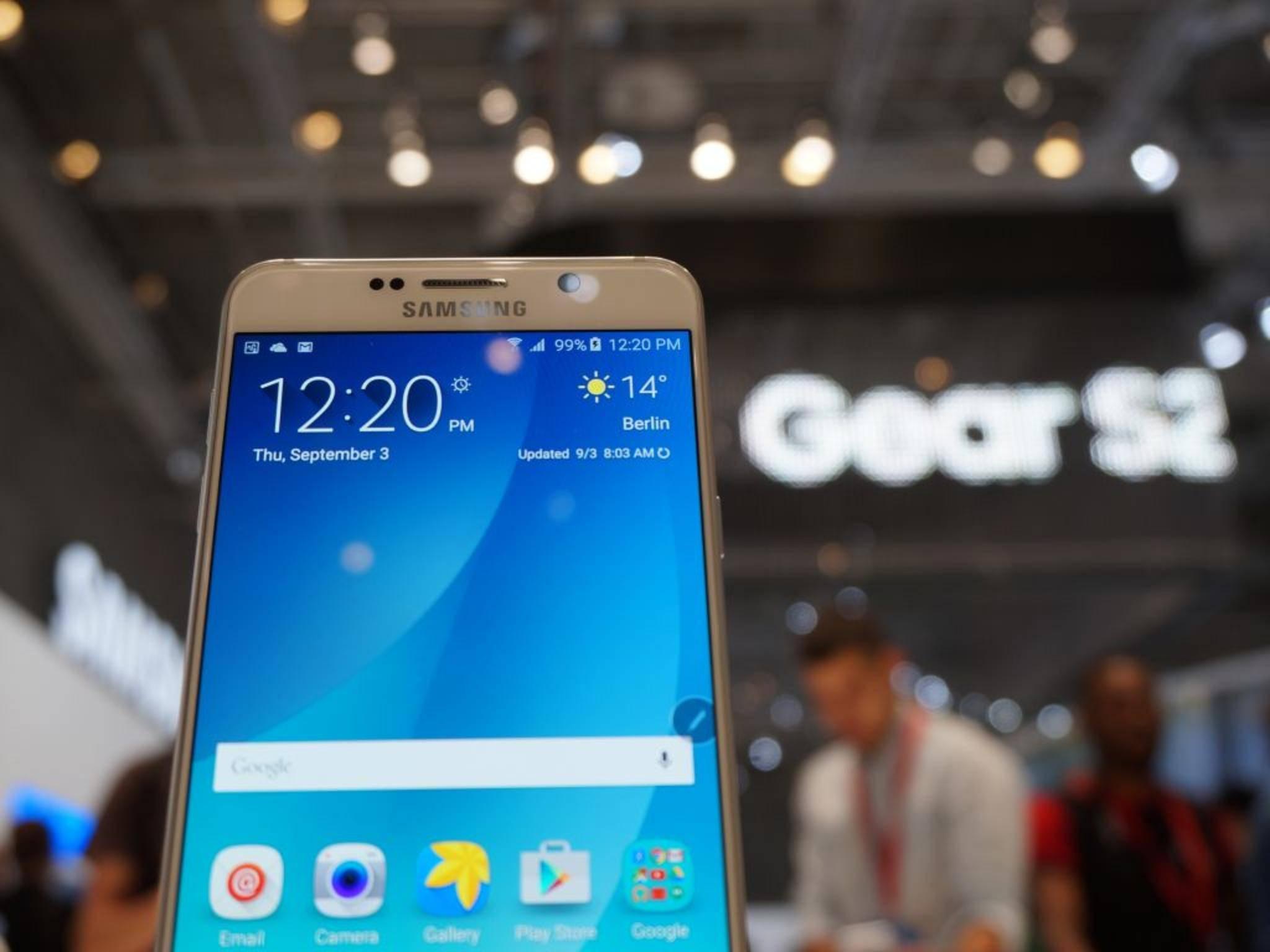 Samsung Galaxy Note 5 12