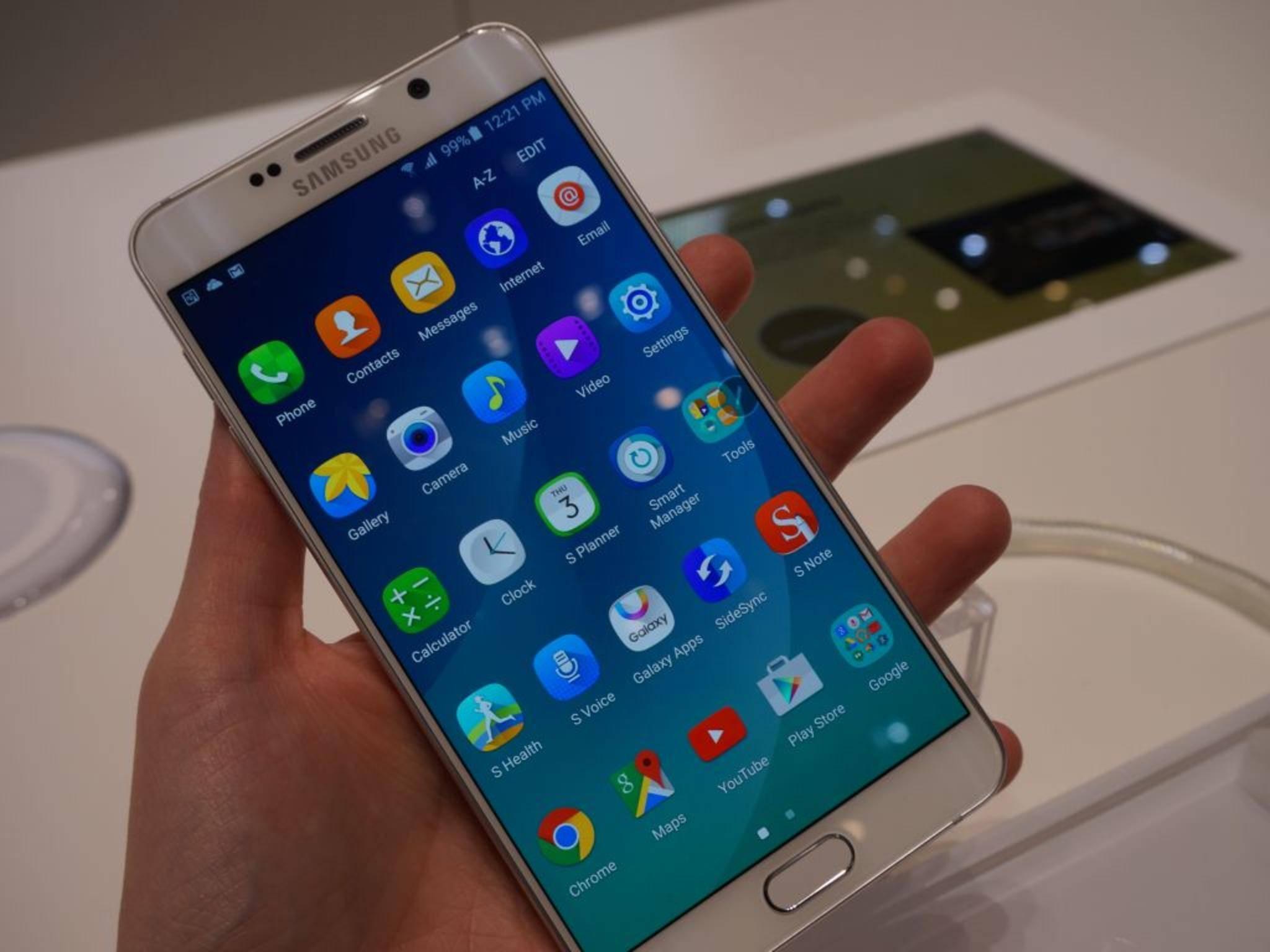 Samsung Galaxy Note 5 14