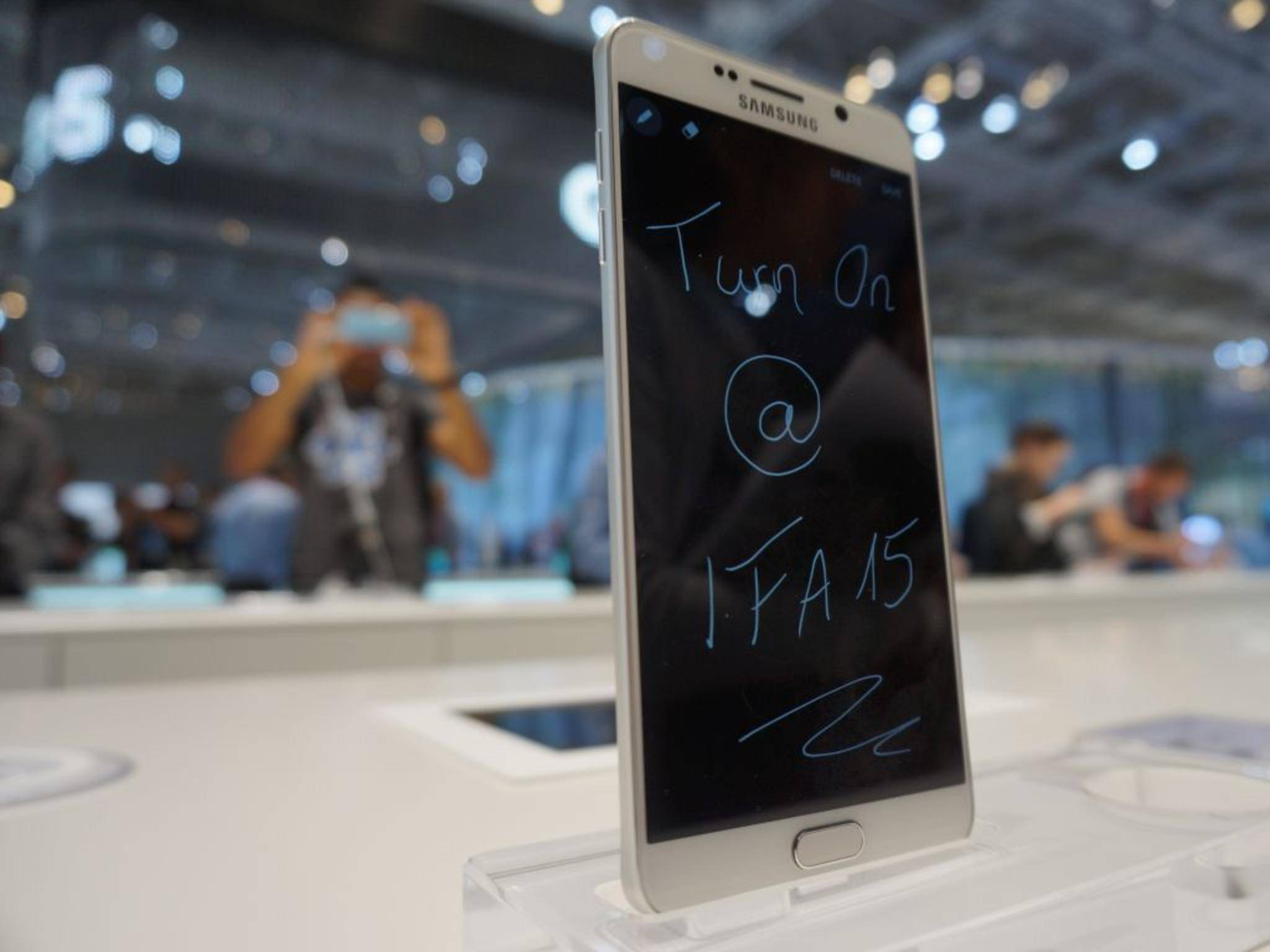Wird es vom Galaxy Note 5-Nachfolger auch eine Lite-Version geben?