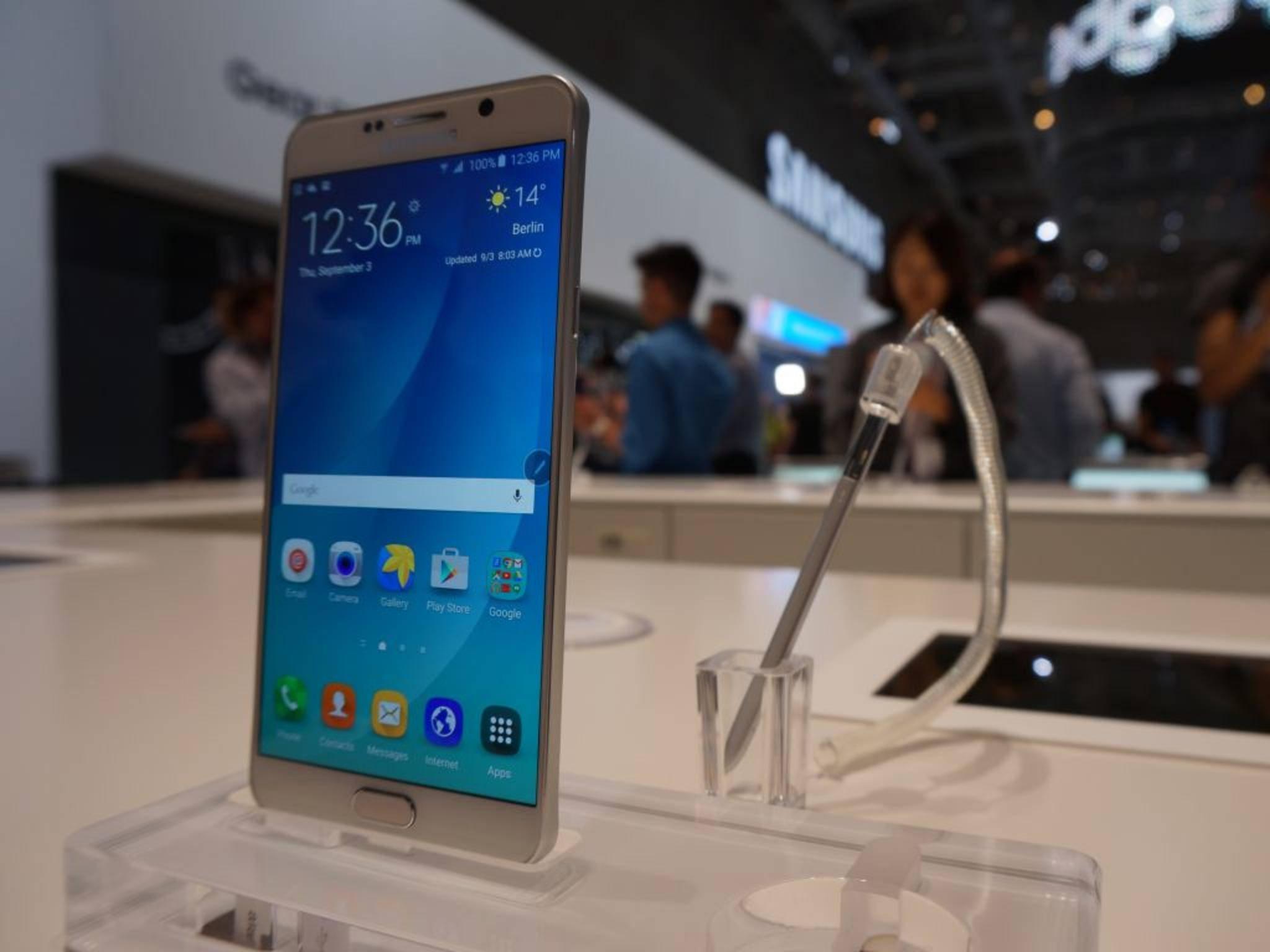 Samsung Galaxy Note 5 19