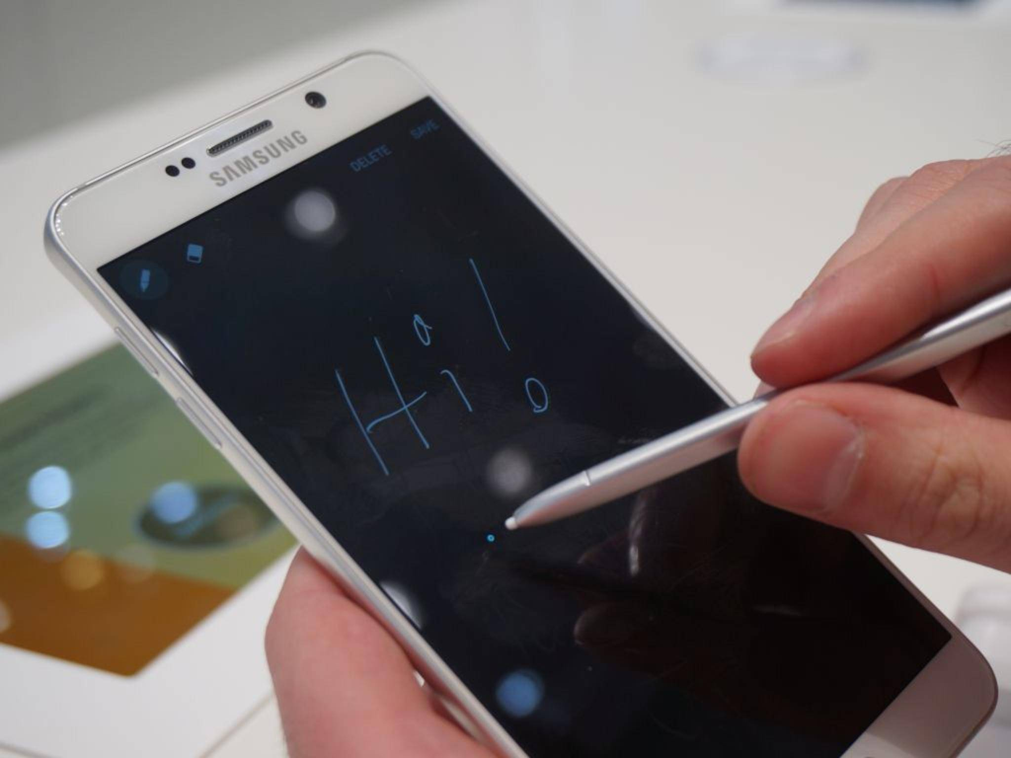 Die Gerüchteküche zum Nachfolger des Galaxy Note 5 brodelt.