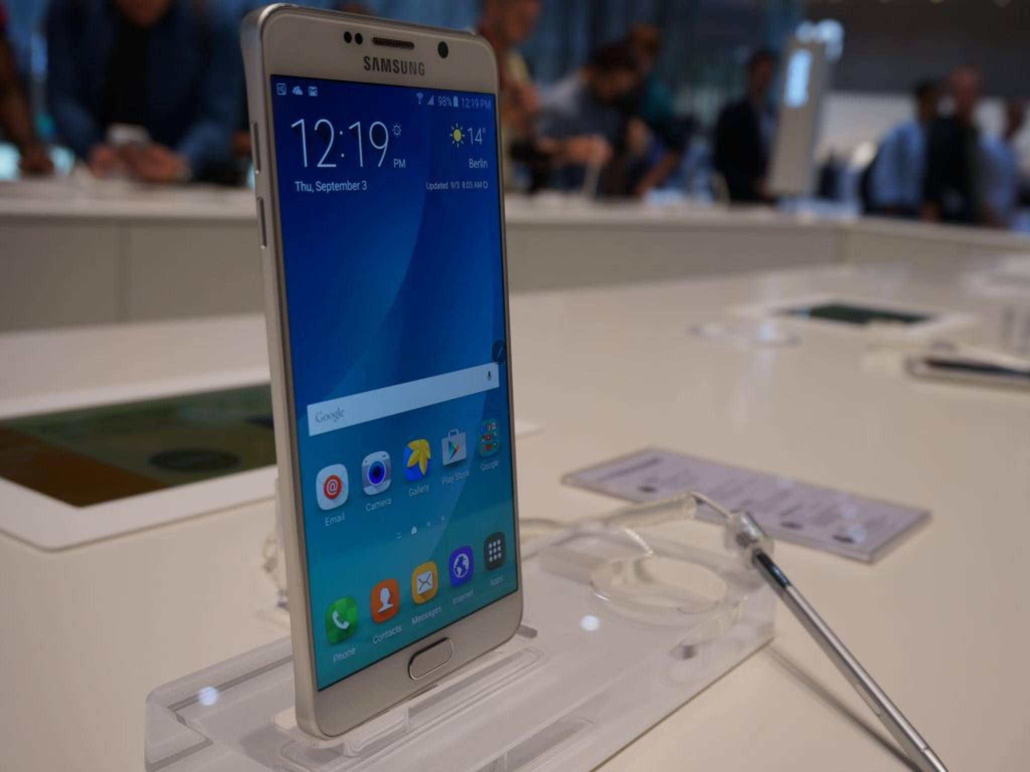 Samsung Galaxy Note 5 8