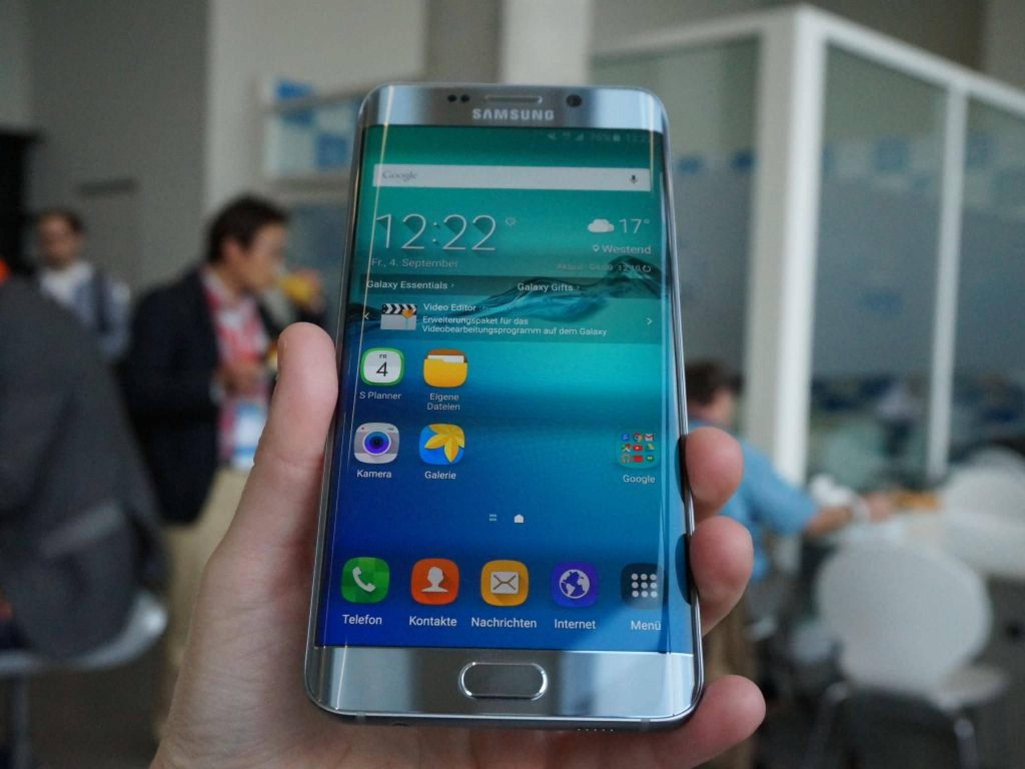 Samsung Galaxy S6 Edge+ 16