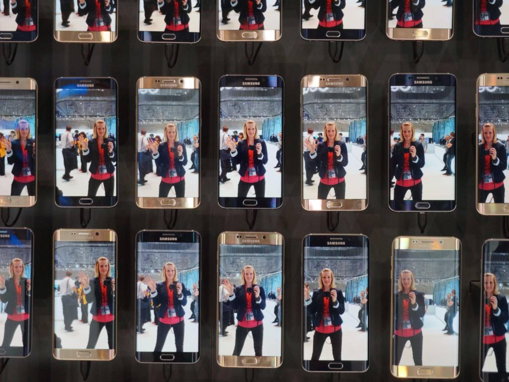 Immer mehr Smartphones können Bilder im RAW-Format knipsen, etwa das Galaxy S6 Edge Plus.