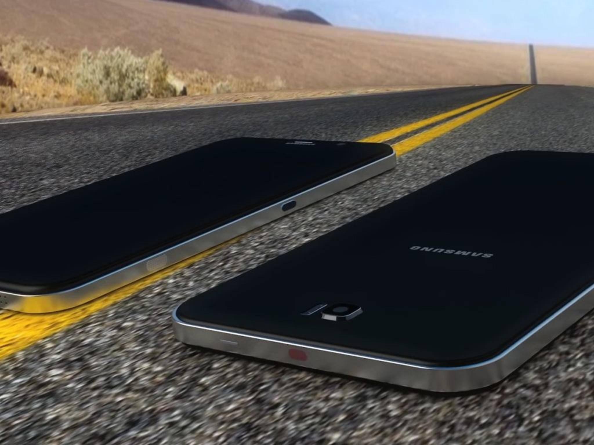 Zum Smartphone-Flaggschiffe Galaxy S7 gibt es bereits Gerüchte.